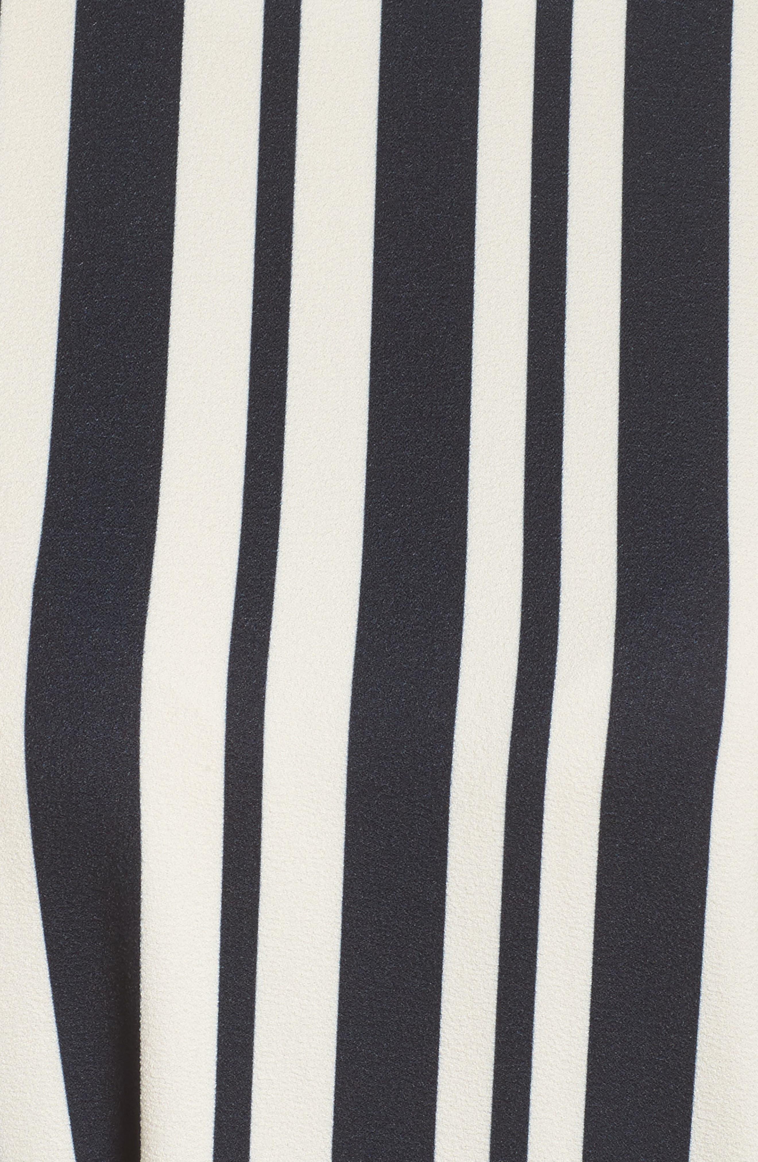Sterling Stripe Dress,                             Alternate thumbnail 5, color,                             900