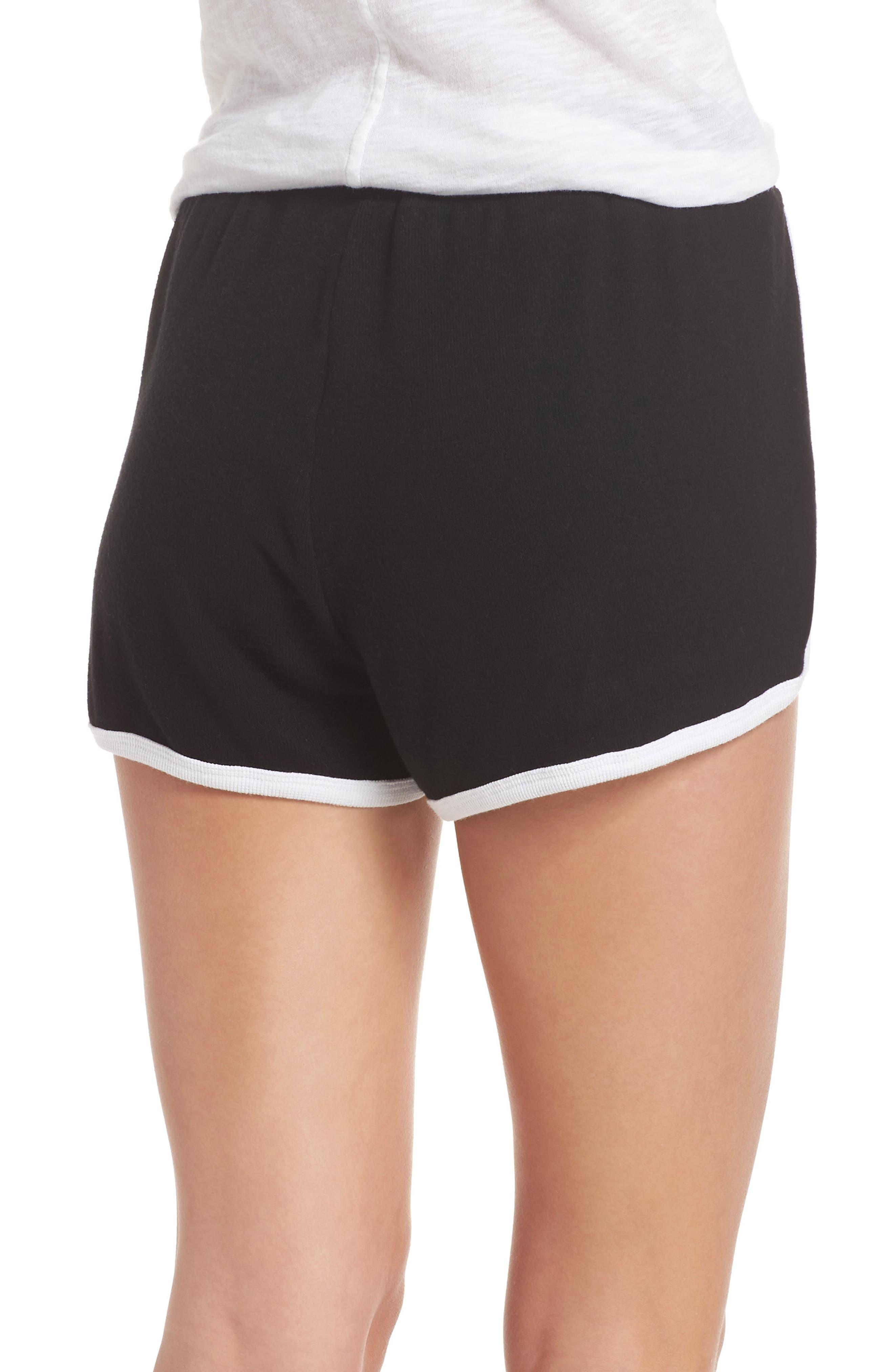Too Cool Shorts,                             Alternate thumbnail 2, color,                             BLACK