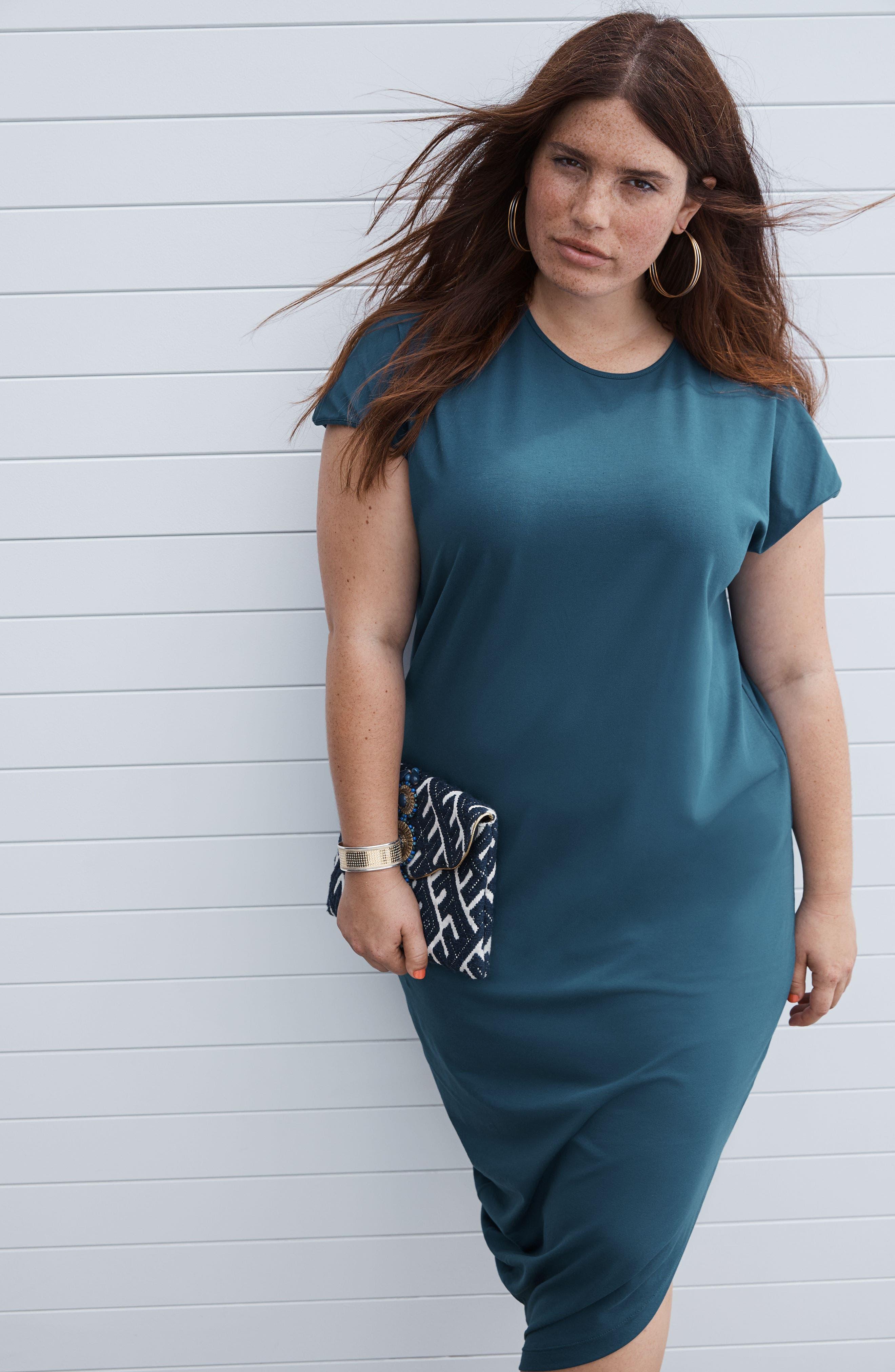 Geneva Dress,                             Alternate thumbnail 4, color,                             CAMO