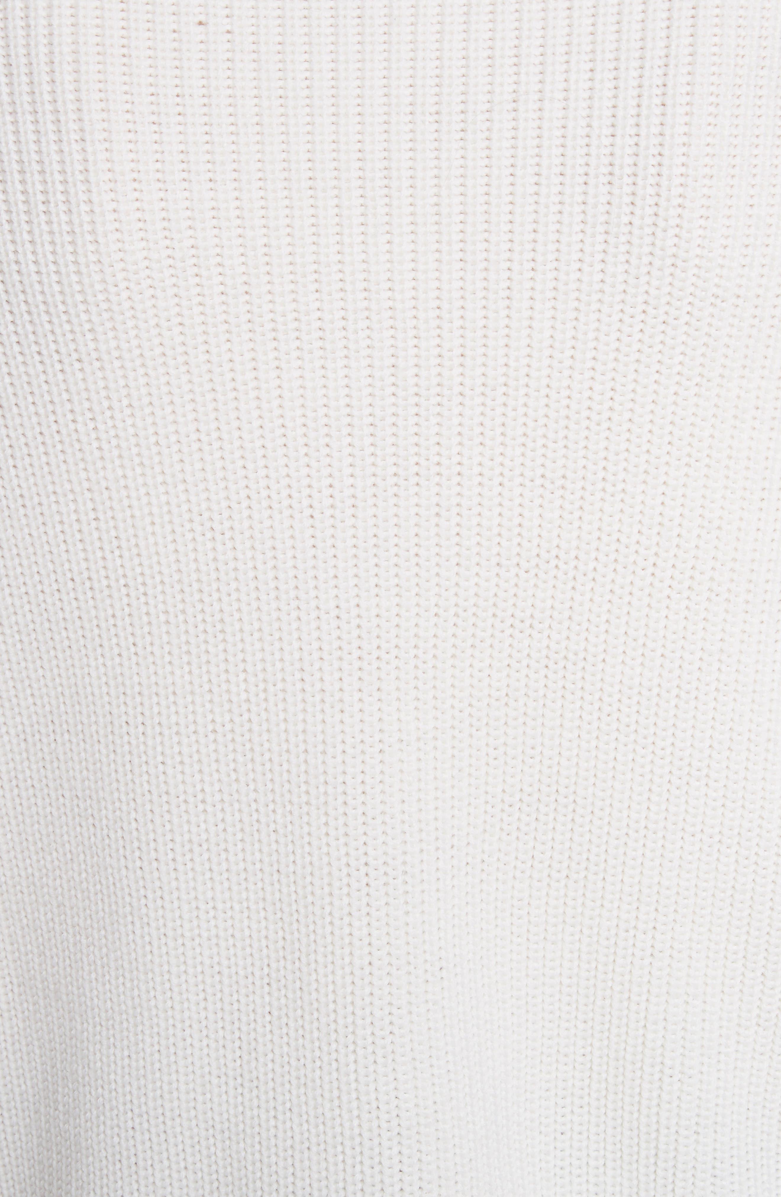 Tori Cutout Sweatshirt,                             Alternate thumbnail 10, color,