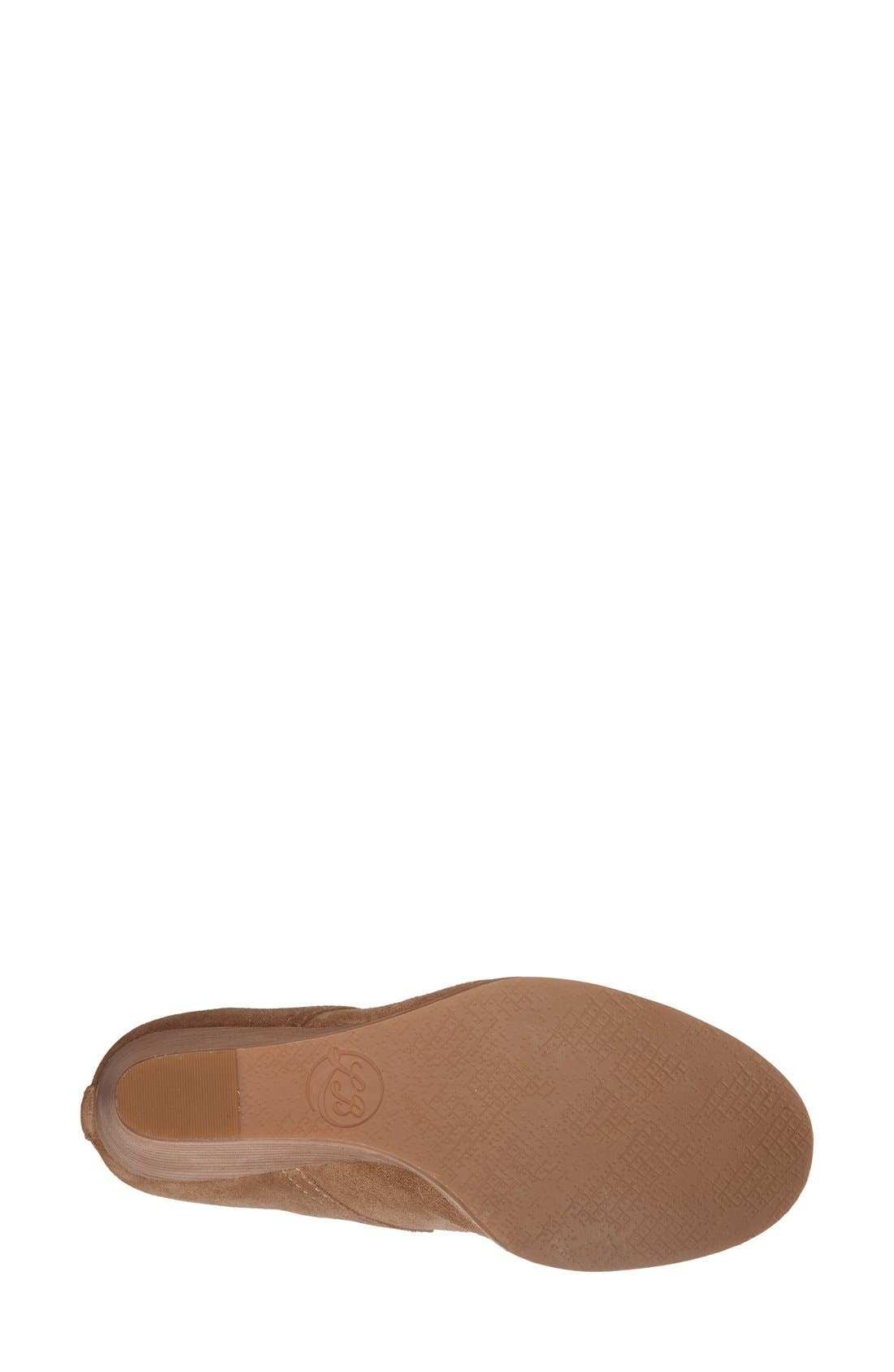'Yoniana' Wedge Bootie,                             Alternate thumbnail 18, color,
