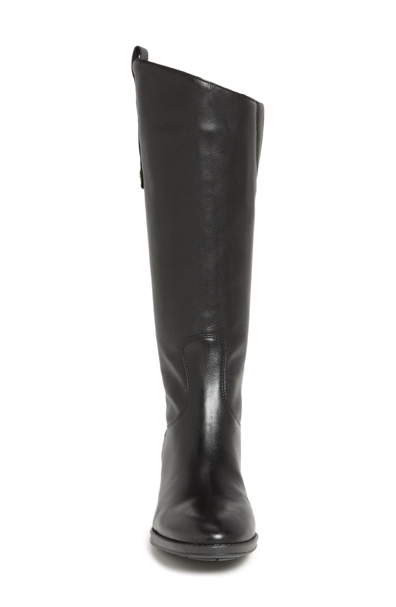 SAM EDELMAN,                             Penny Boot,                             Alternate thumbnail 3, color,                             BLACK