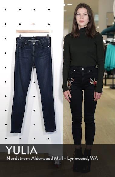 '620' Mid Rise Super Skinny Jeans, sales video thumbnail