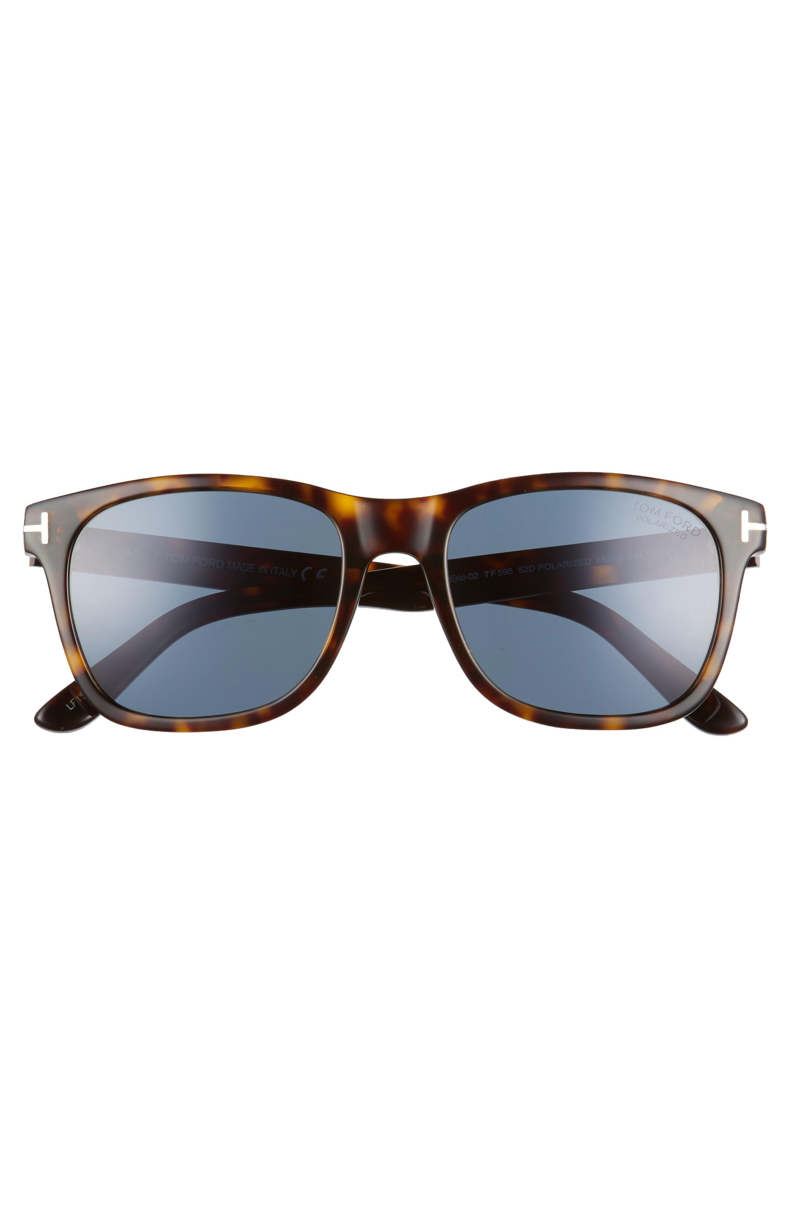 Eric 55mm Polarized Sunglasses,                             Alternate thumbnail 2, color,                             200