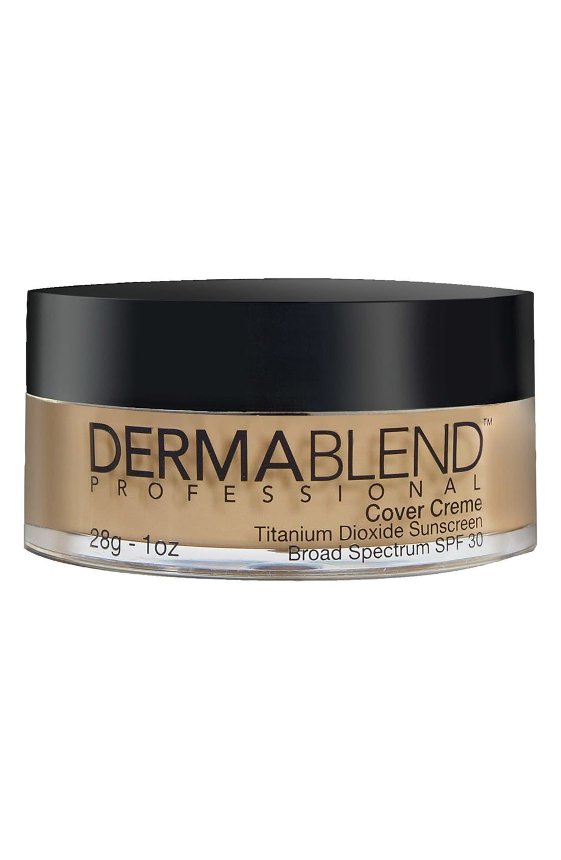DERMABLEND,                             Cover Creme Broad Spectrum SPF 30,                             Main thumbnail 1, color,                             204