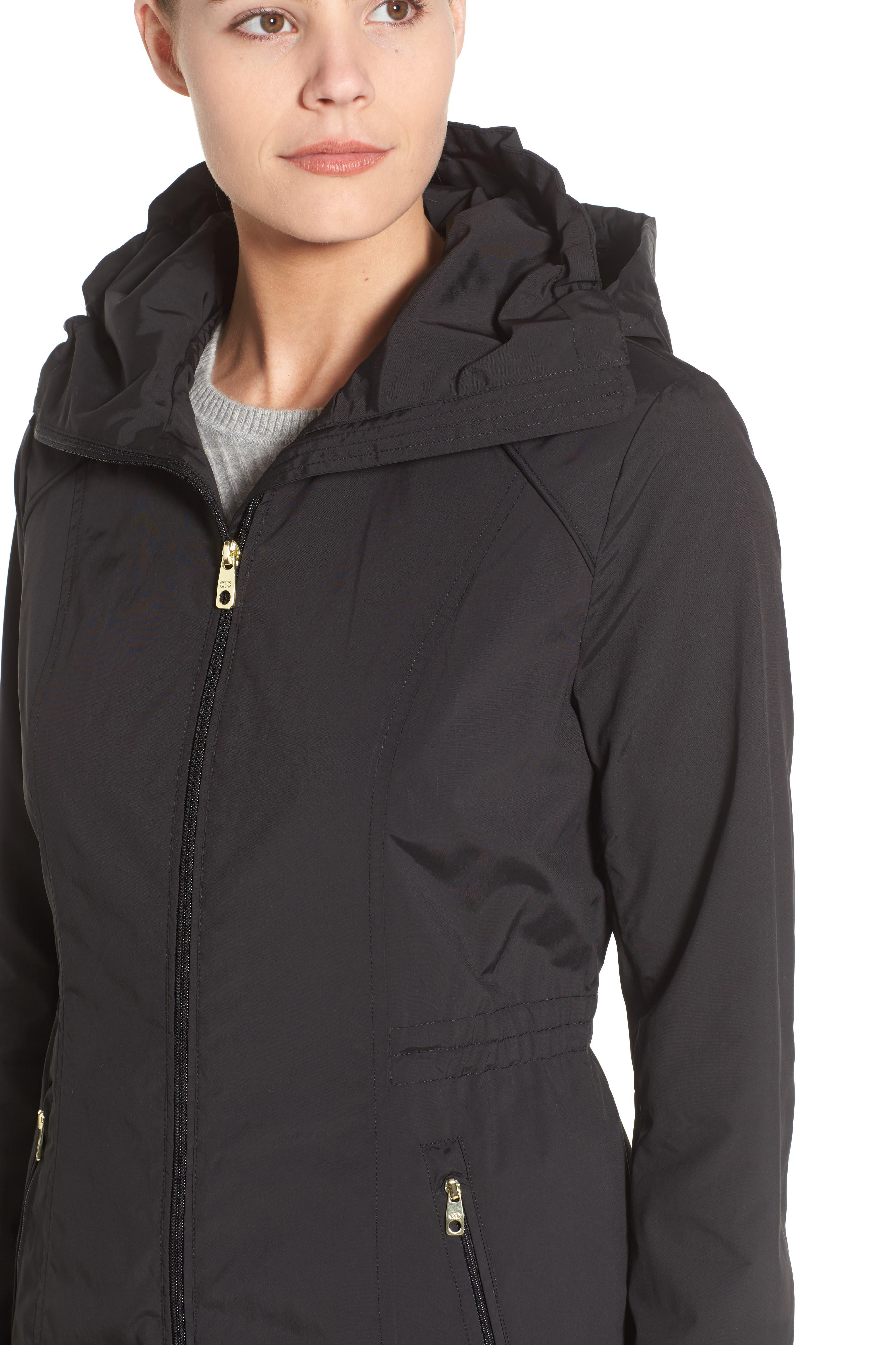 Packable Rain Jacket,                             Alternate thumbnail 28, color,