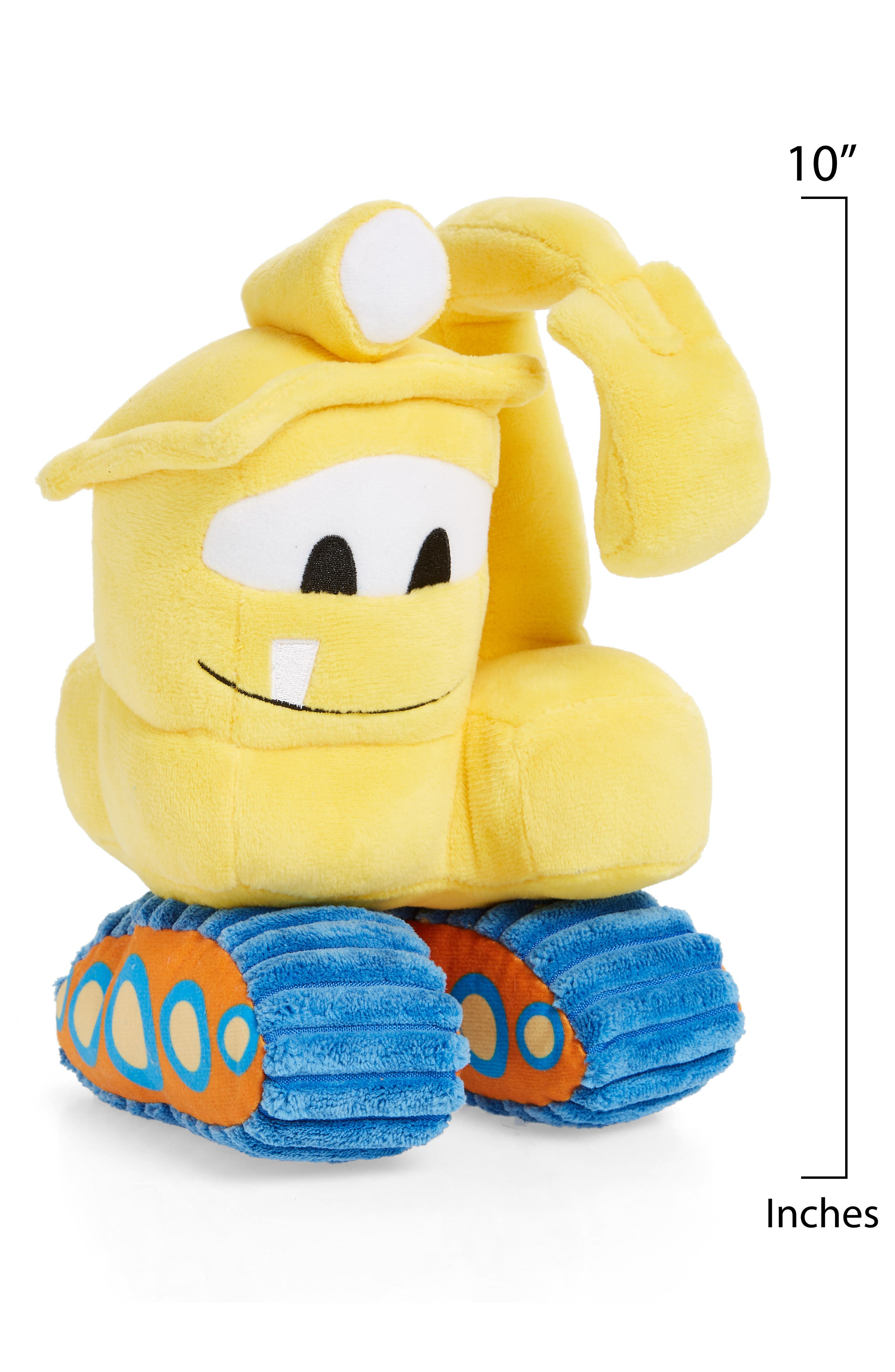KIDS PREFERRED,                             Goodnight Goodnight, Construction Site Excavator Light-Up Plush Toy,                             Alternate thumbnail 2, color,                             700