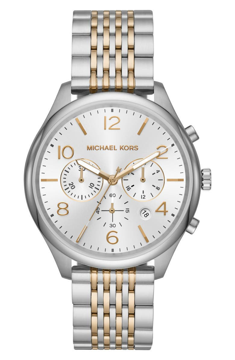 Michael Kors MERRICK BRACELET WATCH, 42MM