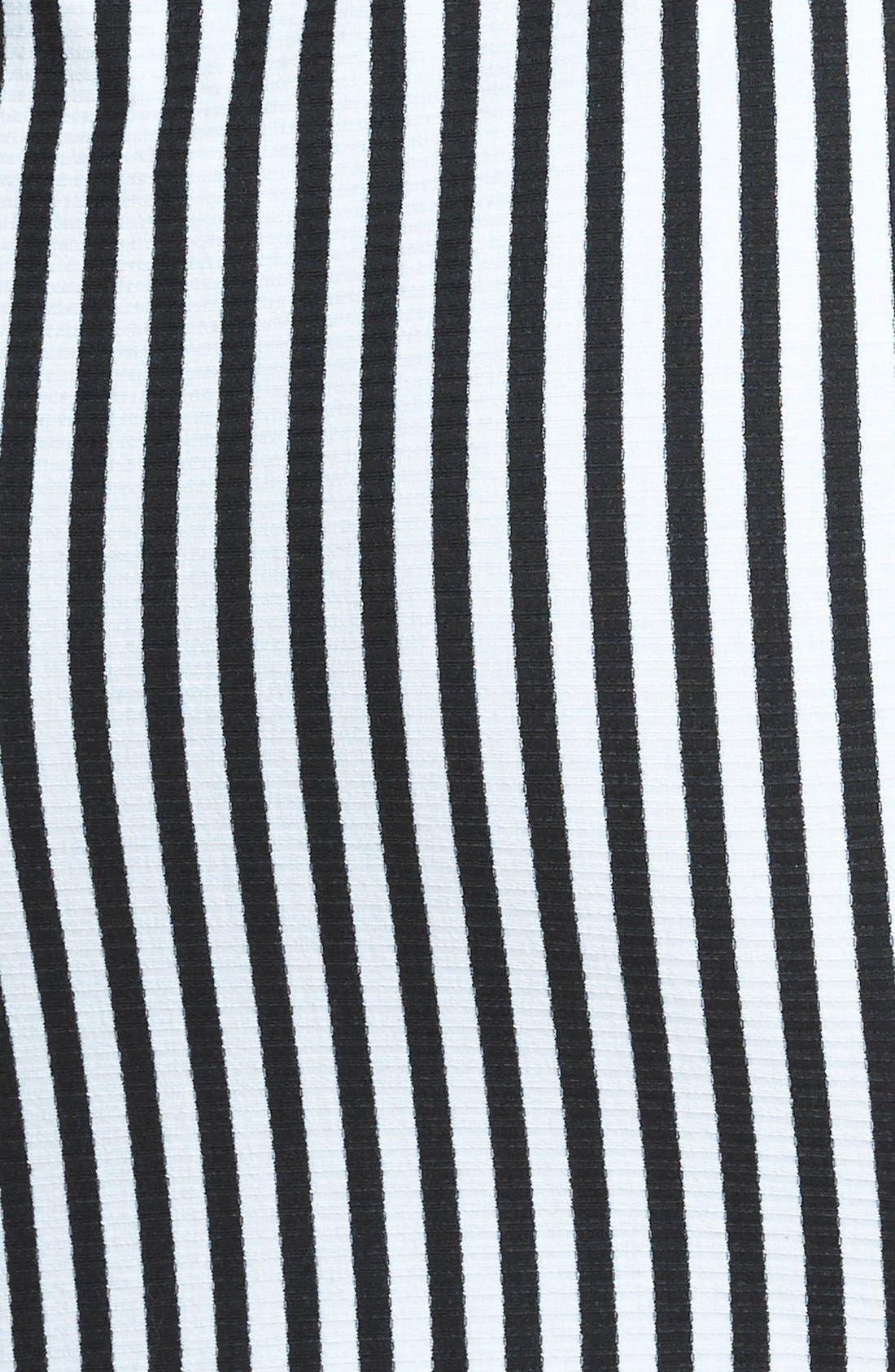 'Stealing Harvard' Midi Dress,                             Alternate thumbnail 2, color,                             001