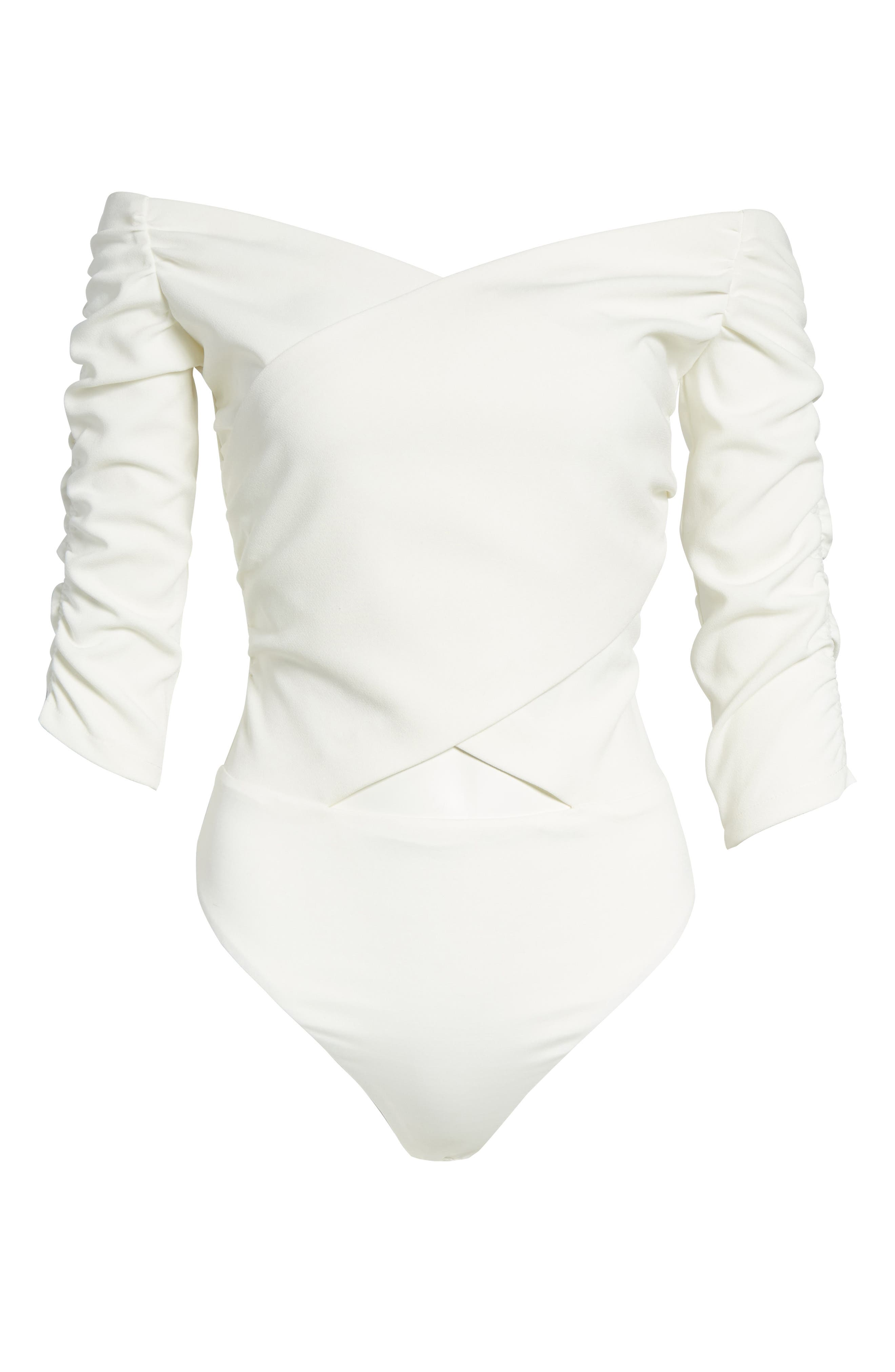 Bryant Off the Shoulder Bodysuit,                             Alternate thumbnail 11, color,