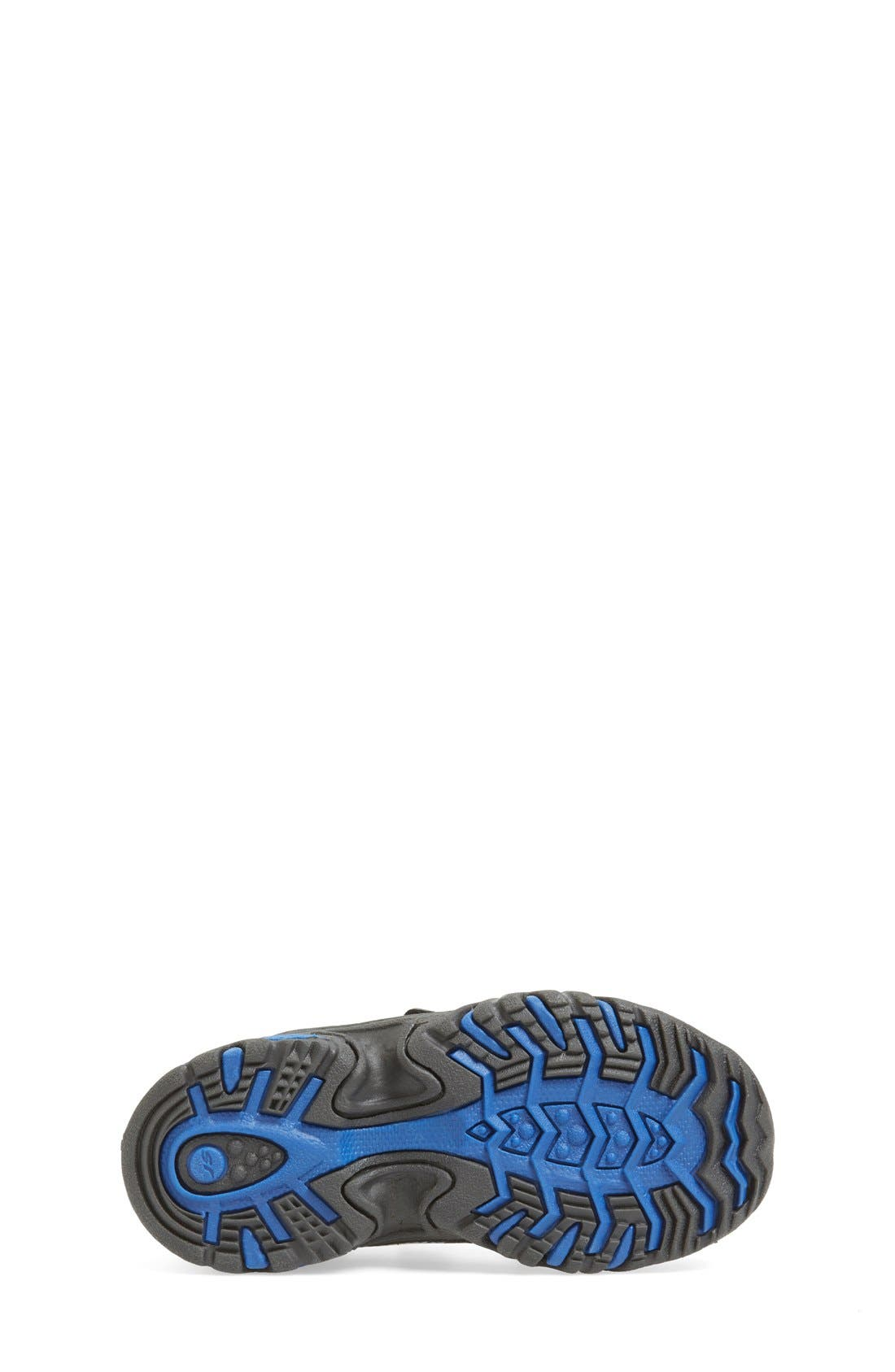 'Vroomz - Police Car' Light-Up Sneaker,                             Alternate thumbnail 3, color,                             001