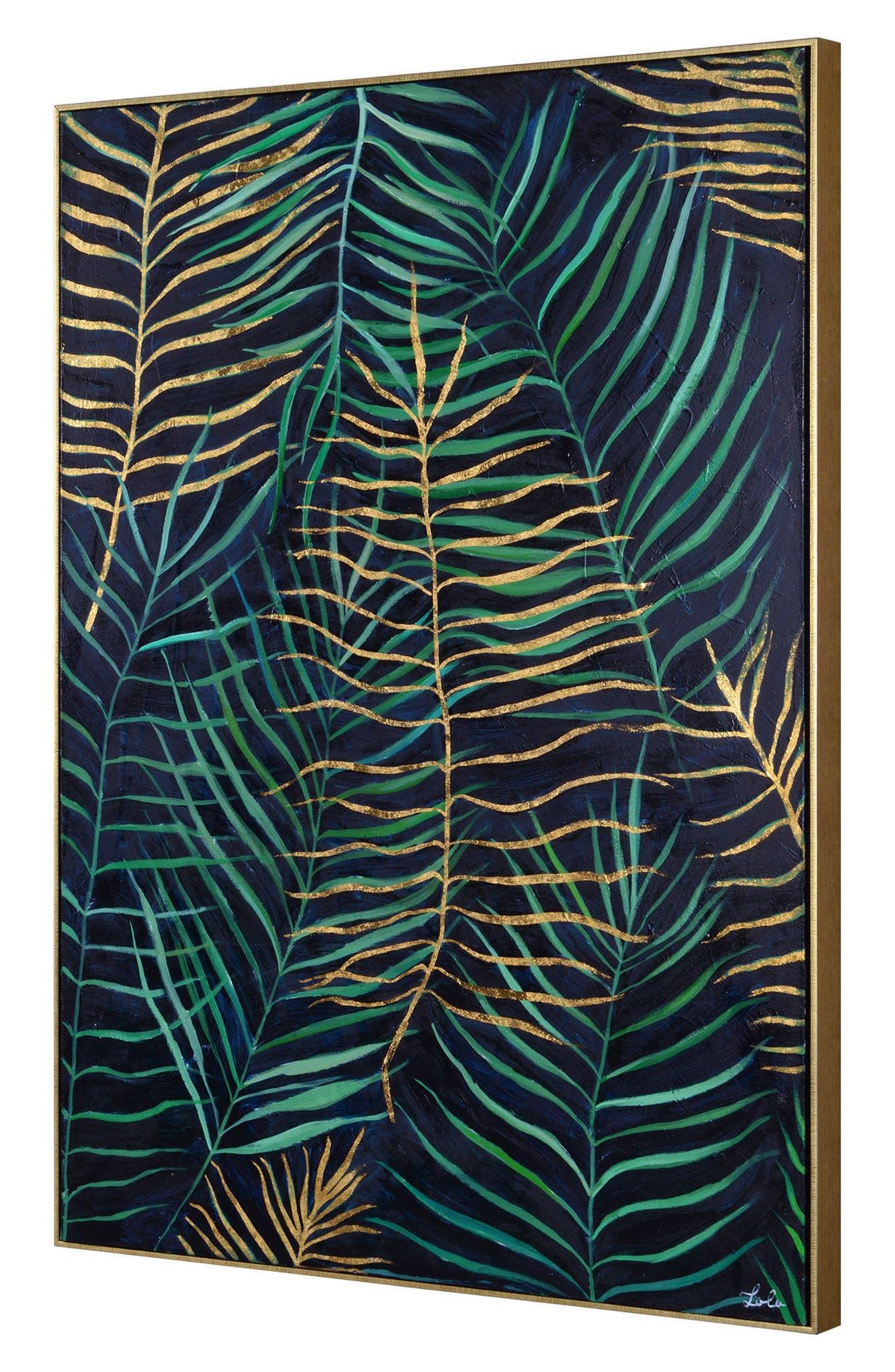 Layers Canvas Wall Art,                             Alternate thumbnail 2, color,                             440