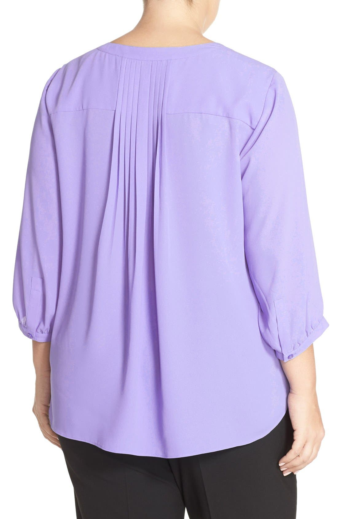 Henley Top,                             Alternate thumbnail 165, color,