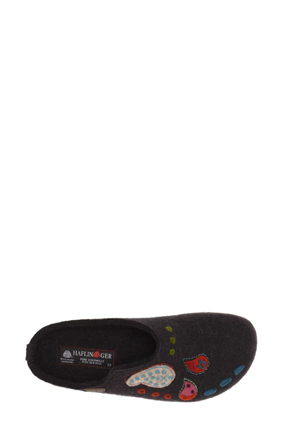 Paisley Slipper,                             Alternate thumbnail 3, color,                             020