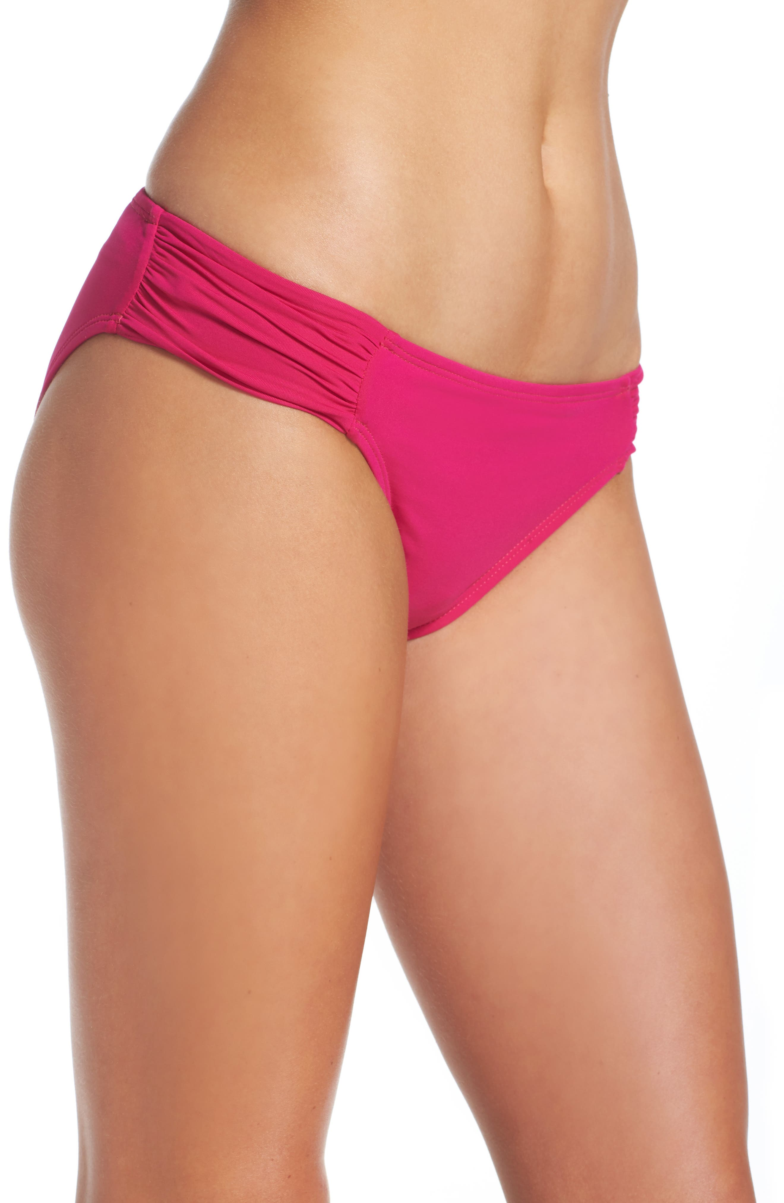 Island Goddess Hipster Bikini Bottoms,                             Alternate thumbnail 50, color,