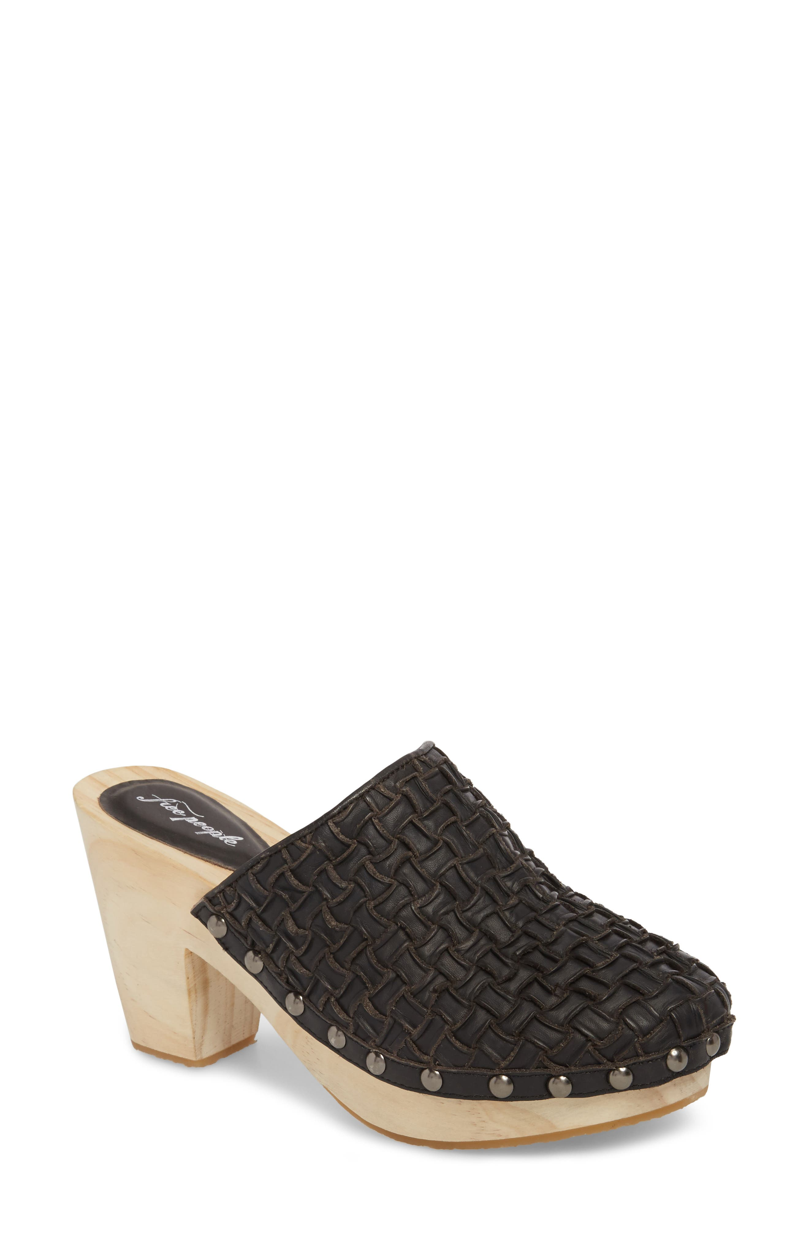 FREE PEOPLE Adelaide Clog, Main, color, 001
