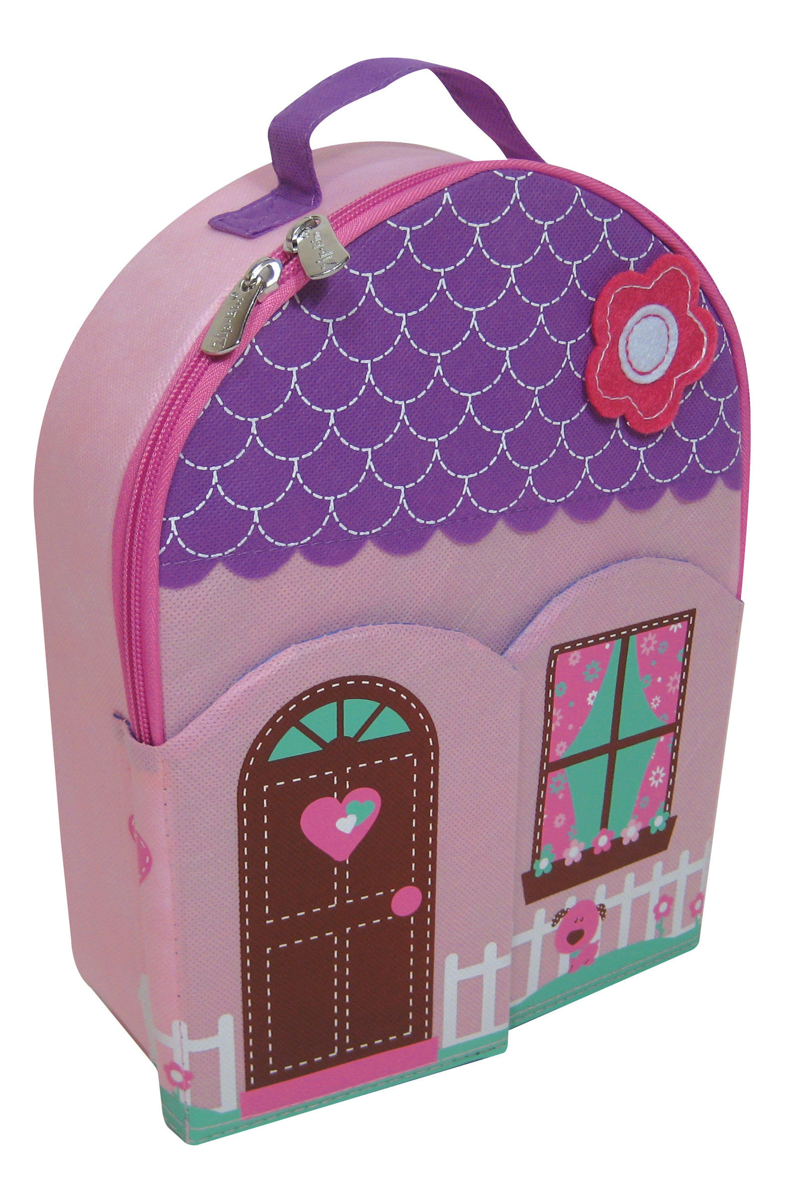 Neat Oh! Everyday Princess Doll & Dollhouse Backpack Set,                             Main thumbnail 1, color,                             650