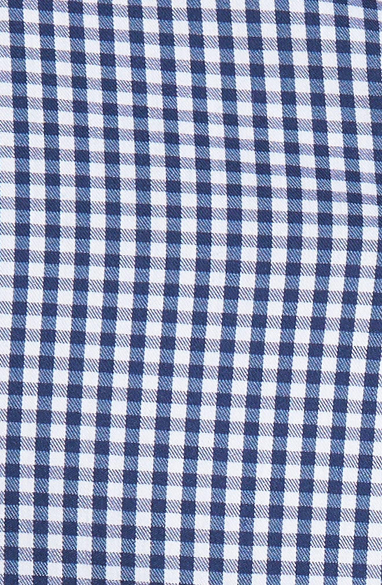 Augusta Classic Fit Check Sport Shirt,                             Alternate thumbnail 9, color,