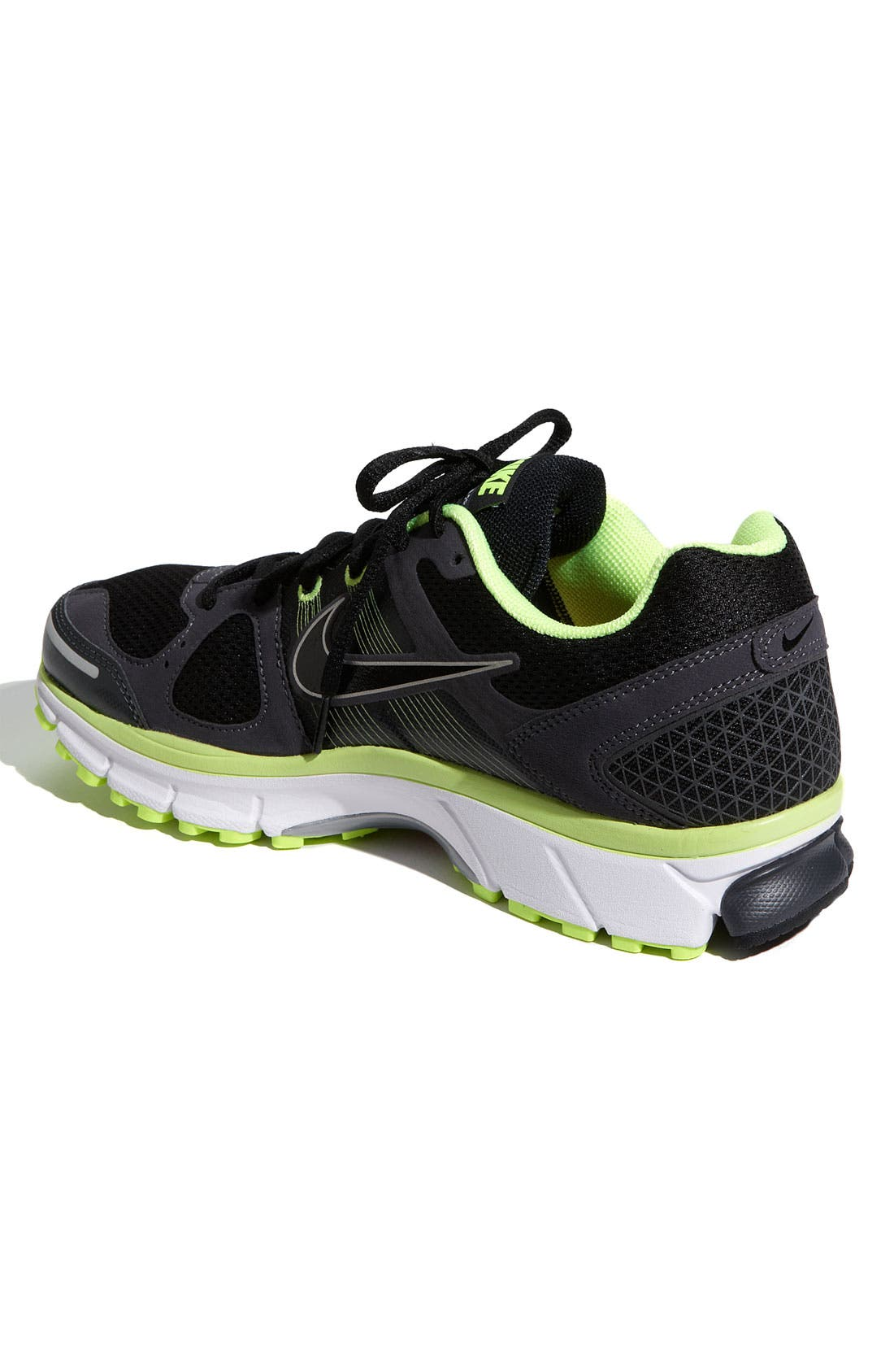 'Air Pegasus+ 28' Trail Running Shoe,                             Alternate thumbnail 4, color,                             002