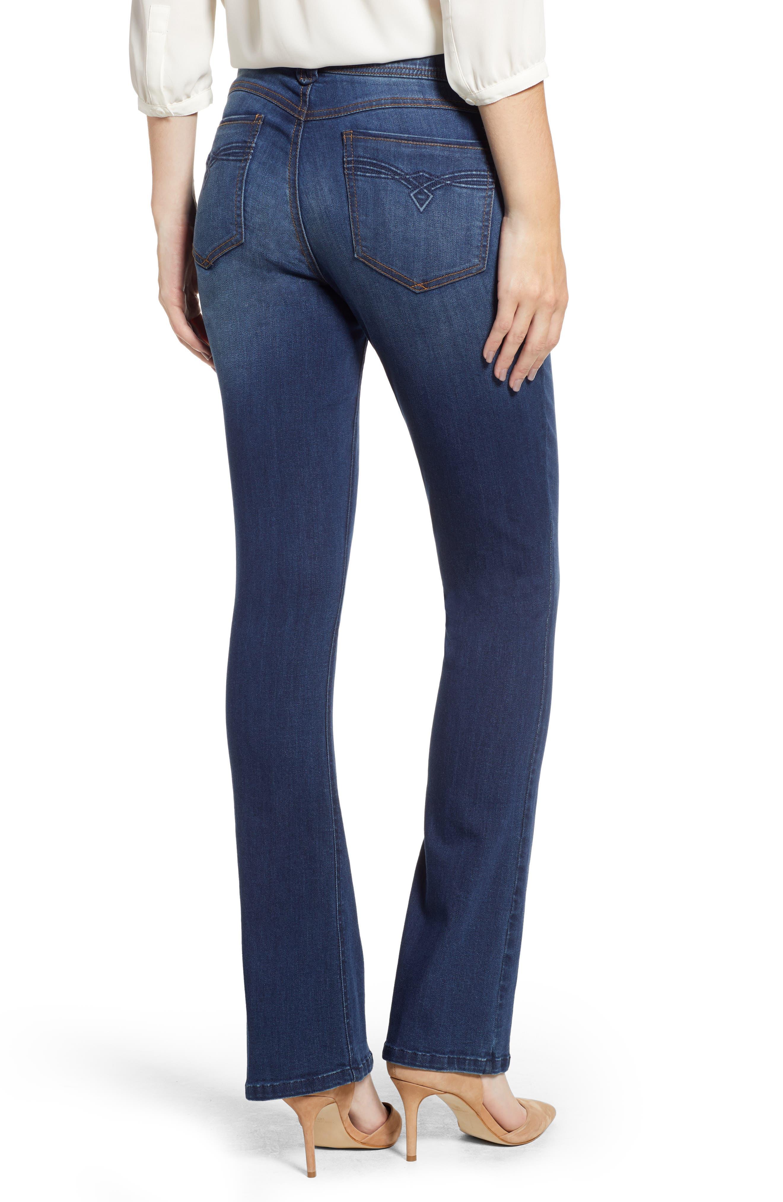 Ab-solution Luxe Touch Premium Jeans,                             Alternate thumbnail 2, color,                             420