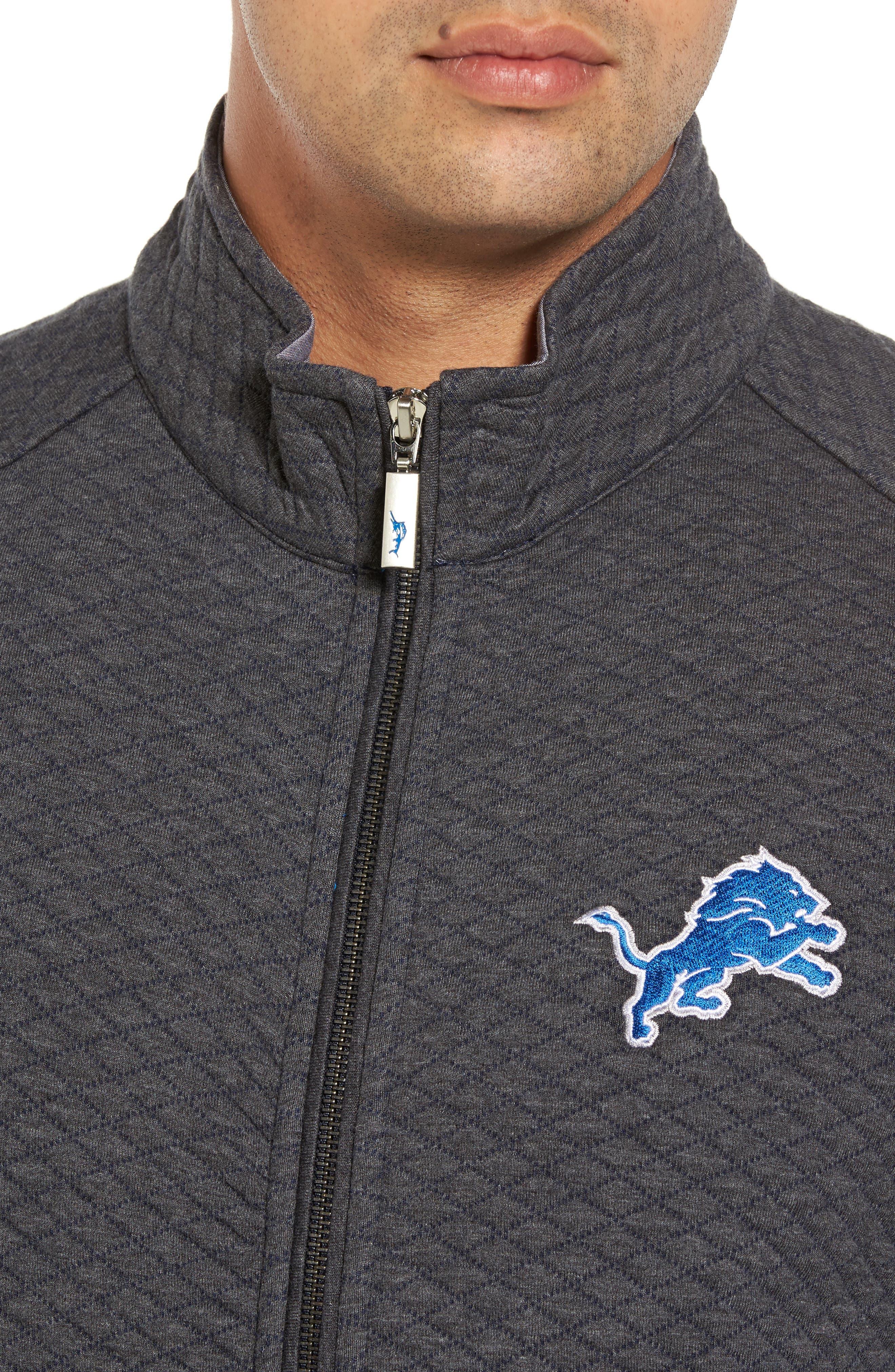 NFL Quiltessential Full Zip Sweatshirt,                             Alternate thumbnail 111, color,