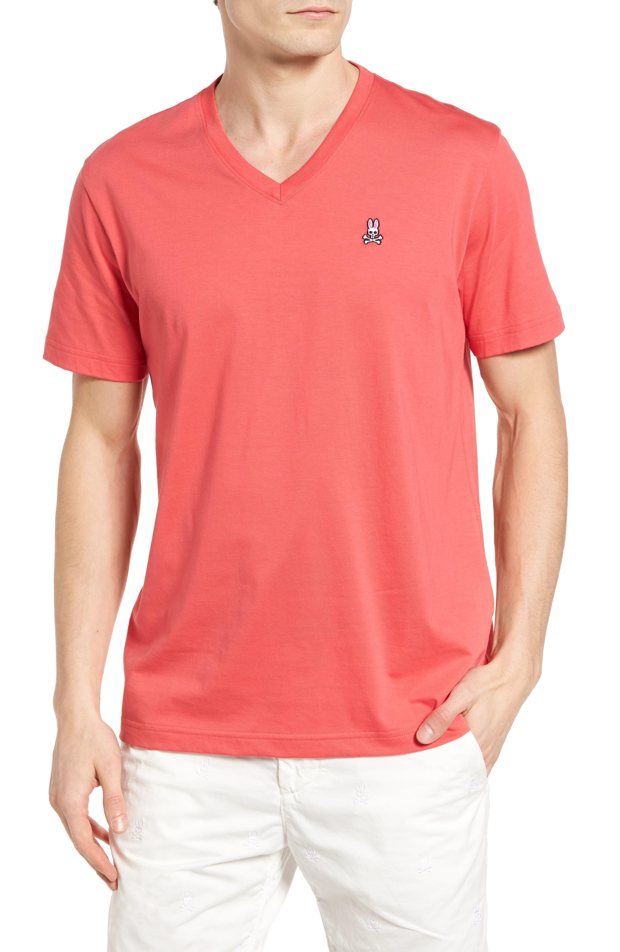 V-Neck T-Shirt,                             Main thumbnail 9, color,