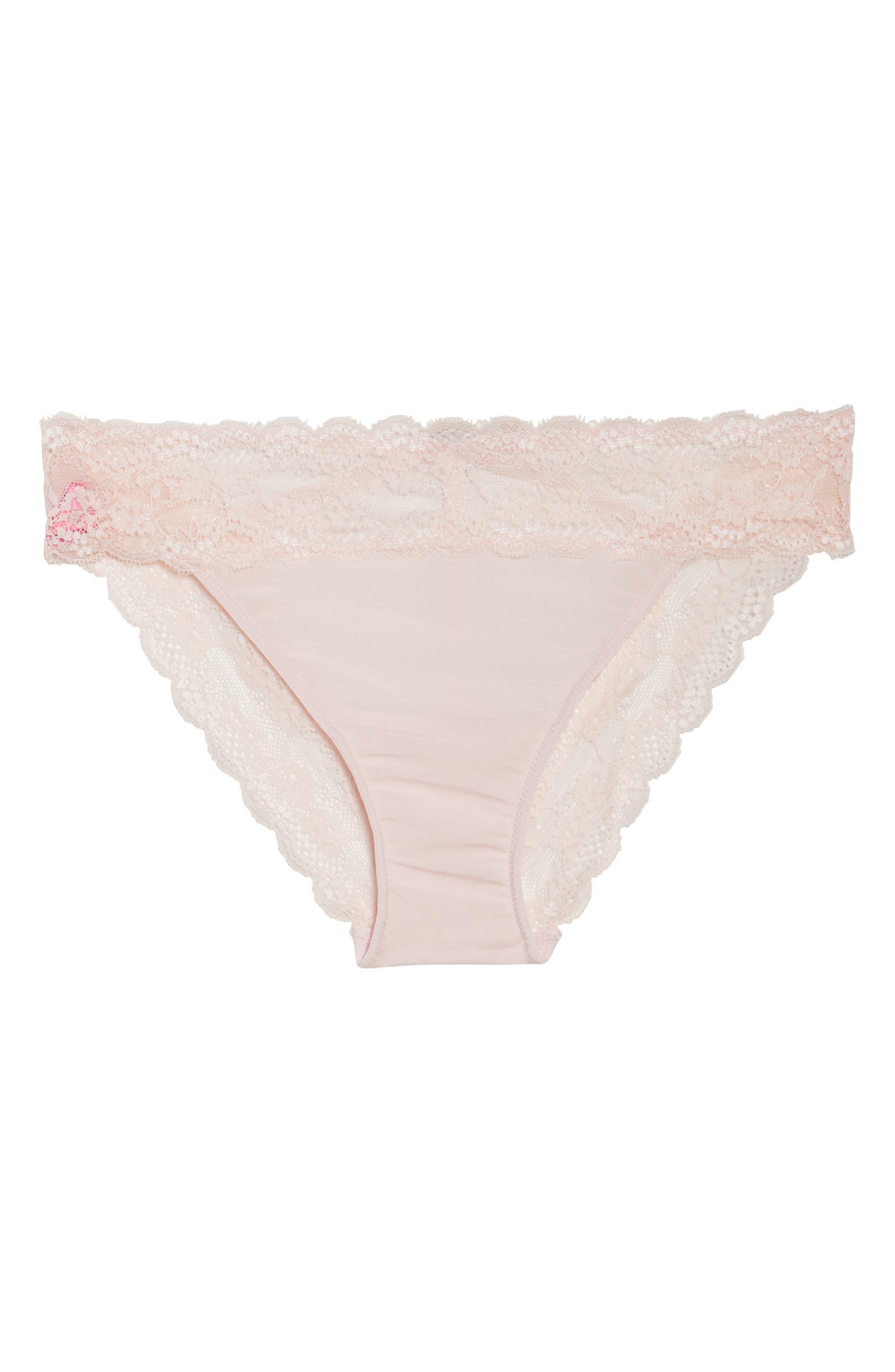 Lovely Lace Open Back Bikini,                             Alternate thumbnail 5, color,                             684