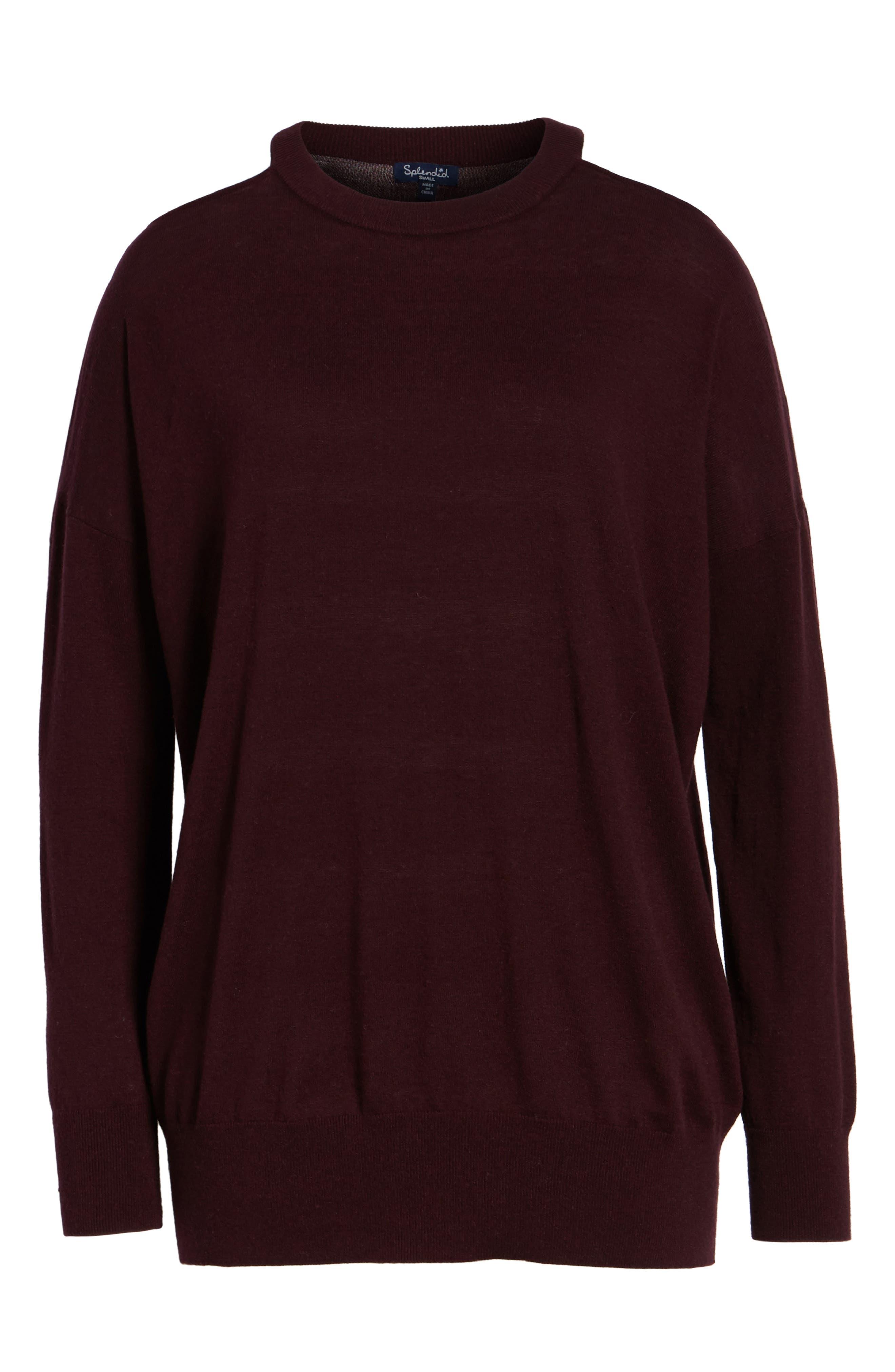 Canarise Cutout Sweater,                             Alternate thumbnail 12, color,