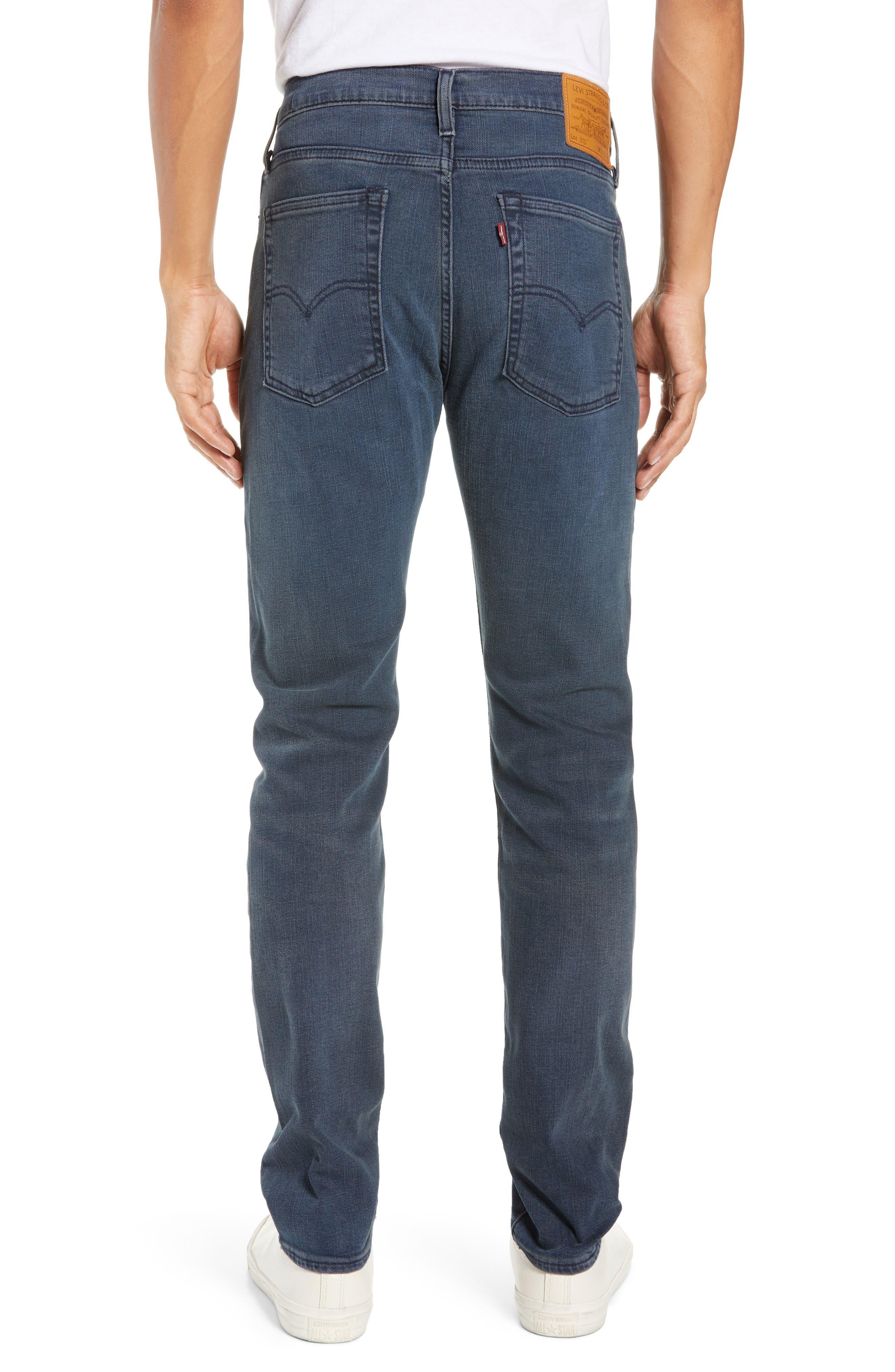 510<sup>®</sup> Skinny Fit Jeans,                             Alternate thumbnail 2, color,                             EYESER