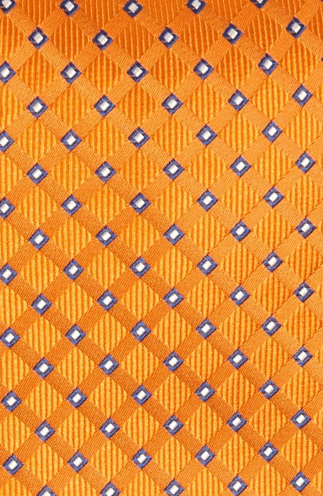 Woven Silk Tie,                             Alternate thumbnail 22, color,