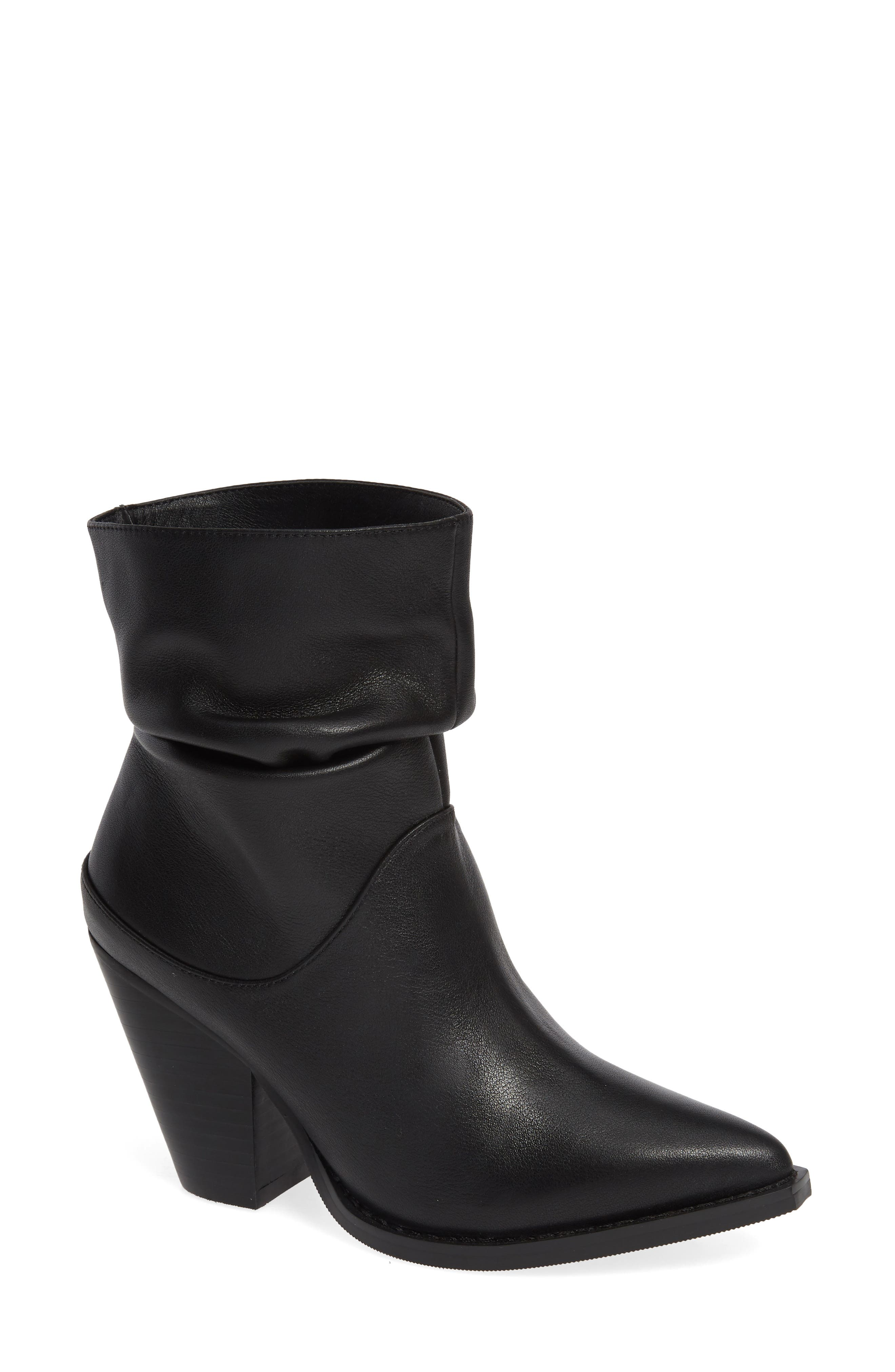 Jane And The Shoe Lilian Bootie- Black