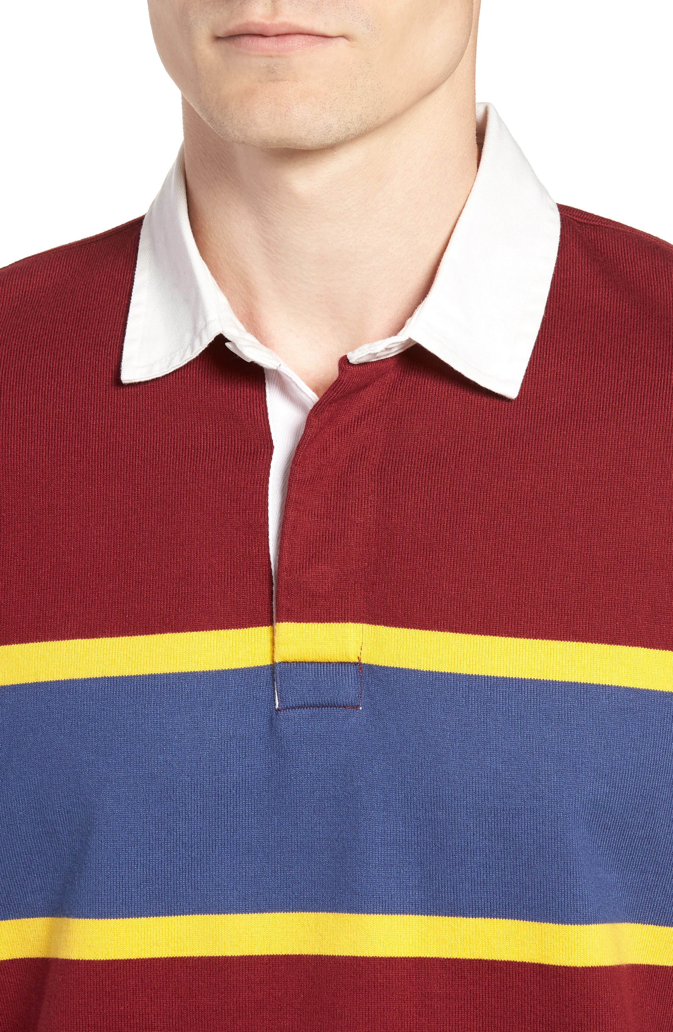 1984 Rugby Shirt,                             Alternate thumbnail 4, color,                             930