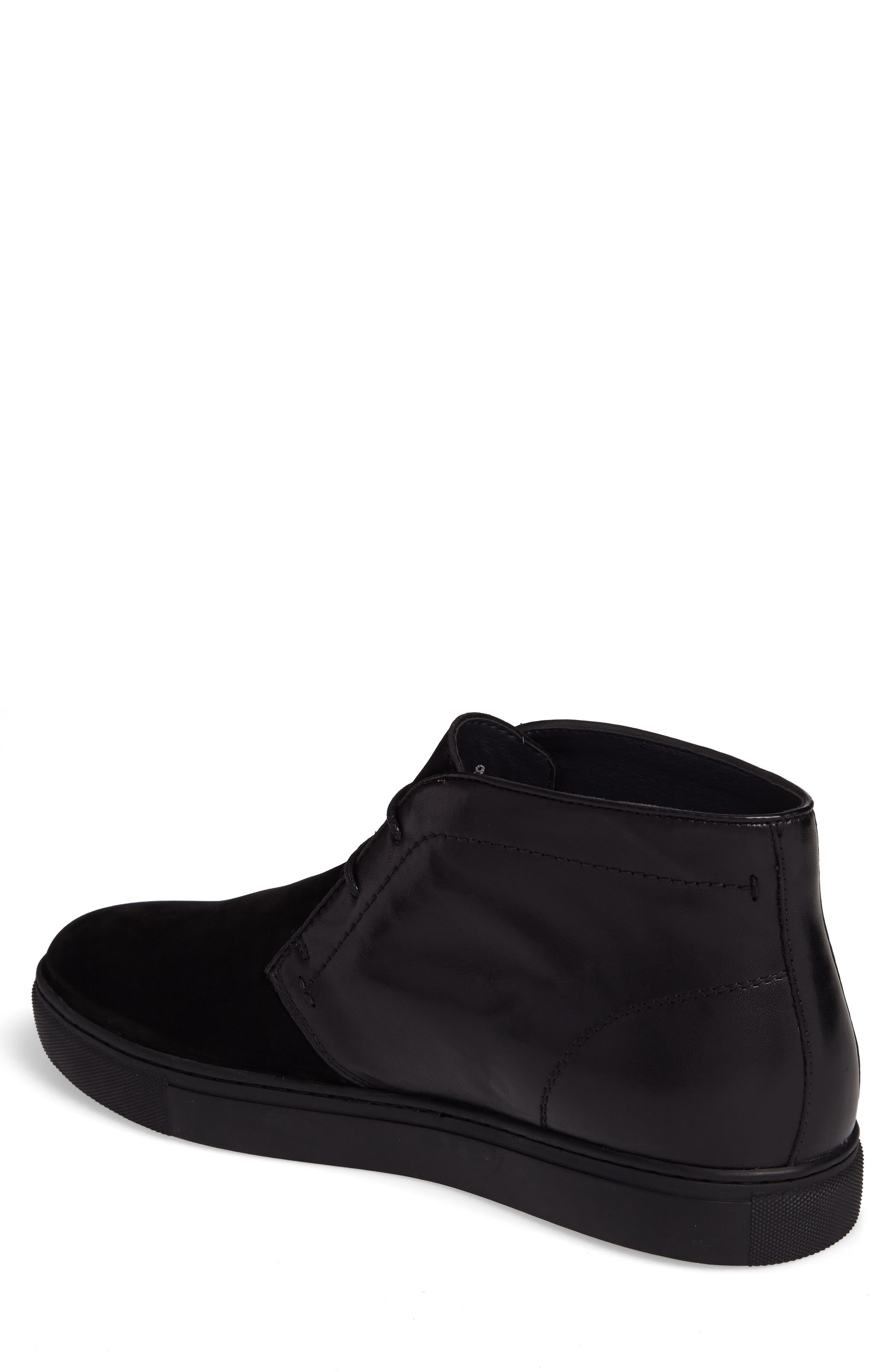 Laxey Mid Sneaker,                             Alternate thumbnail 3, color,