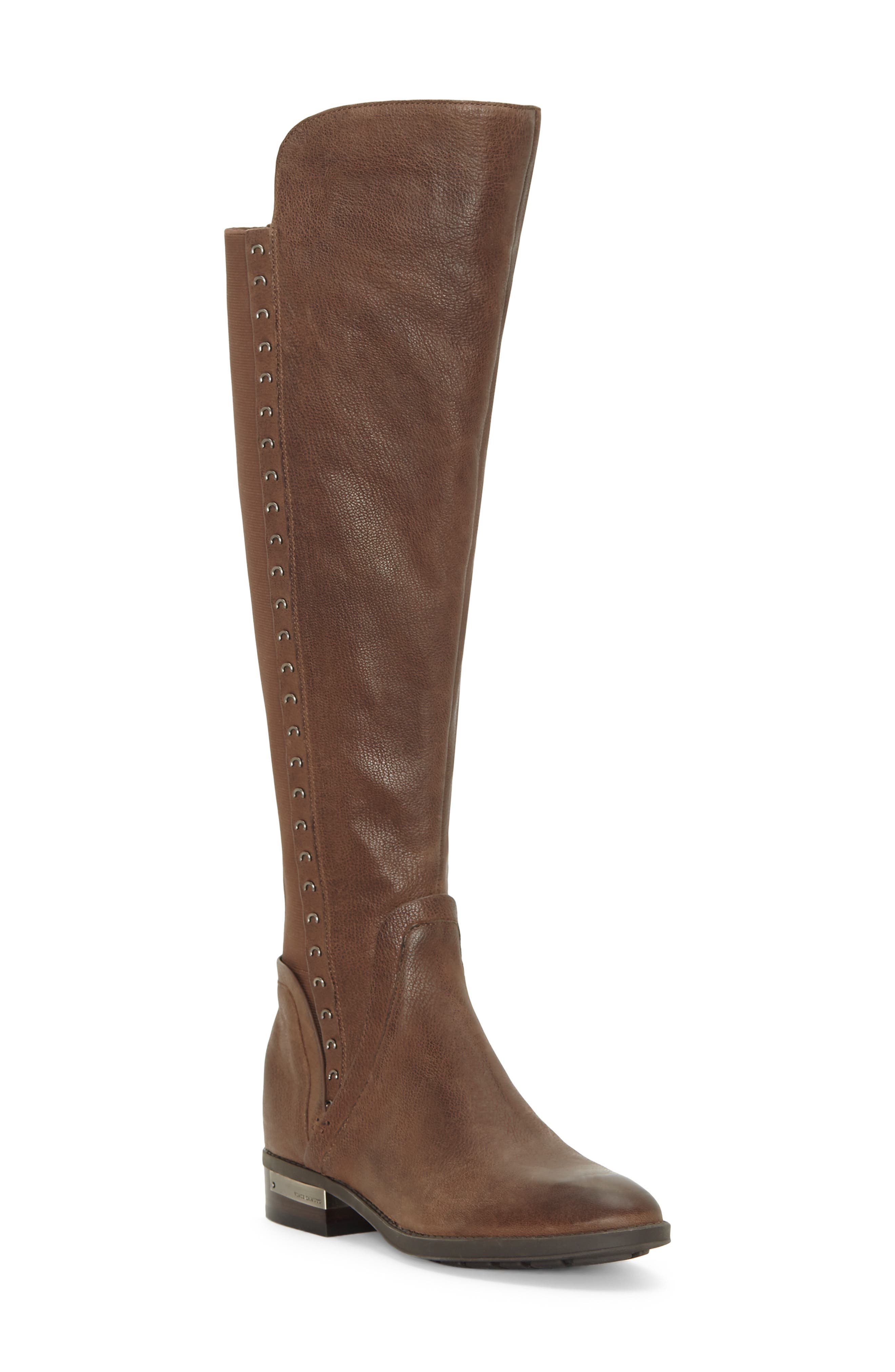 Vince Camuto Pardonal Over-The-Knee Boot, Brown