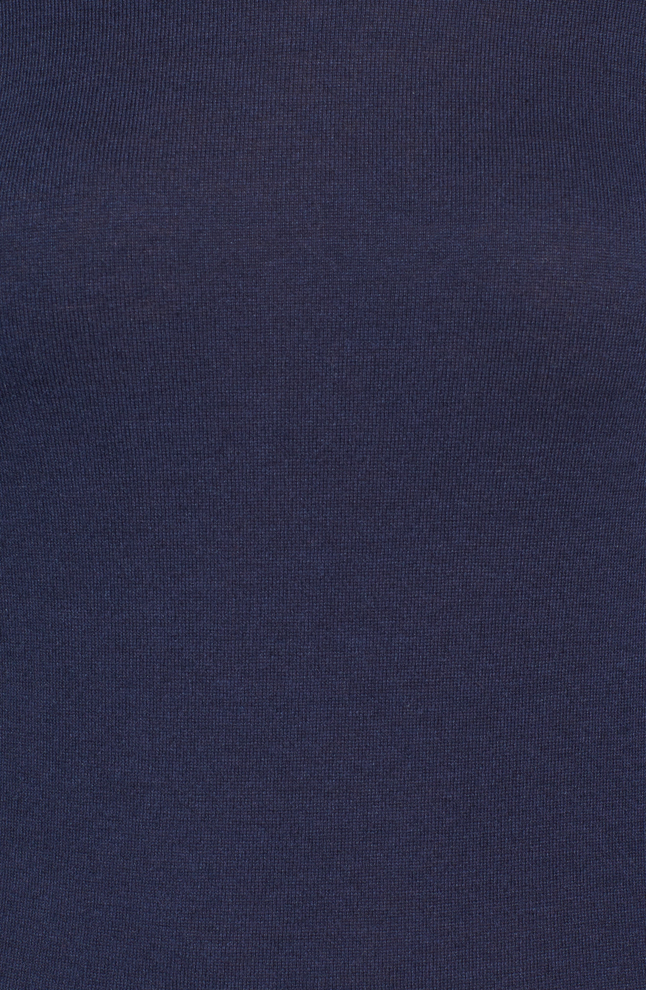 Cotton Blend Pullover,                             Alternate thumbnail 136, color,