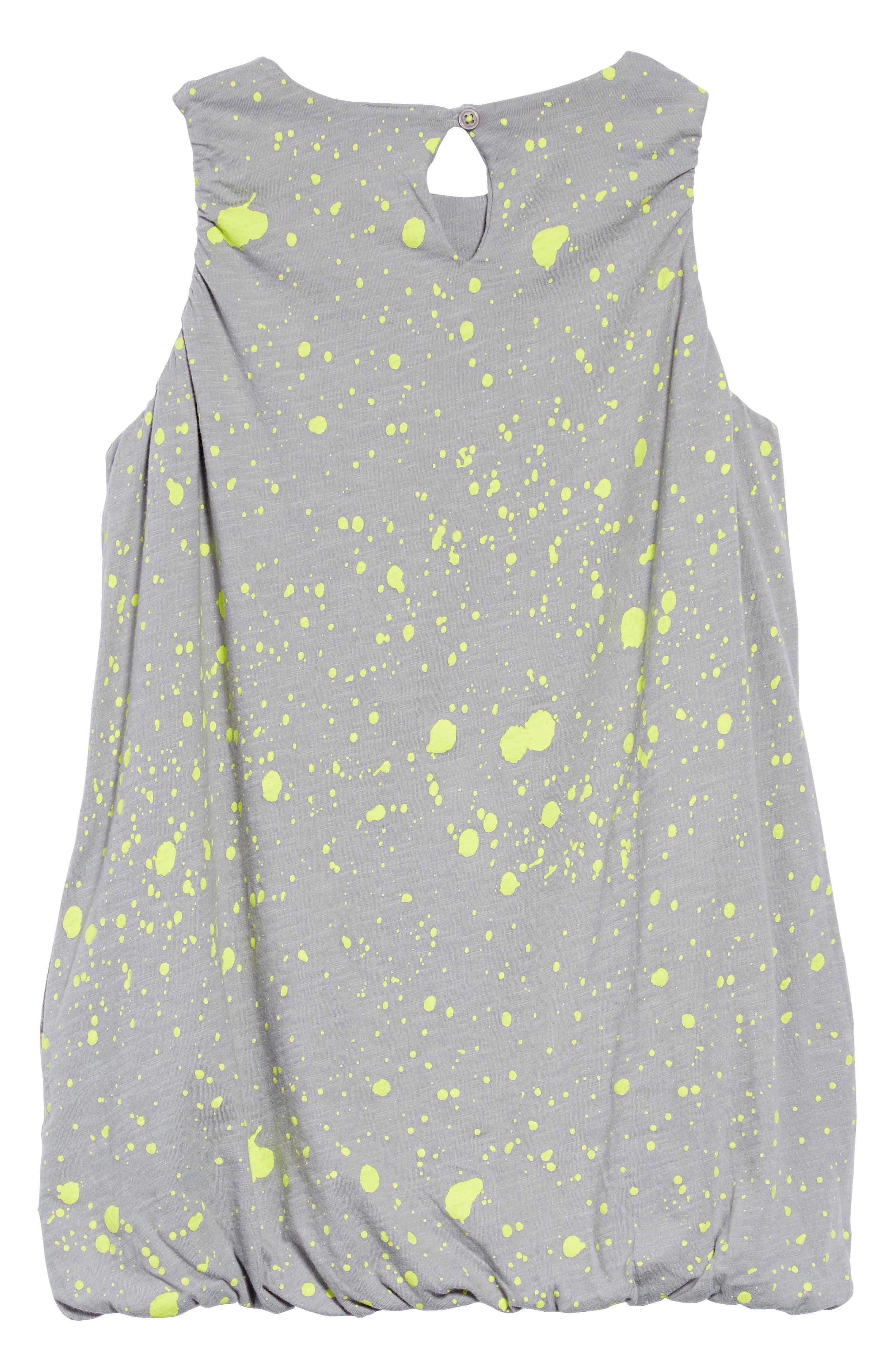 Cotton Bubble Dress,                             Alternate thumbnail 3, color,
