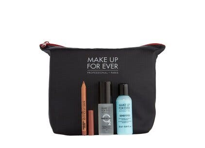 Make Up For Ever gift with purchase