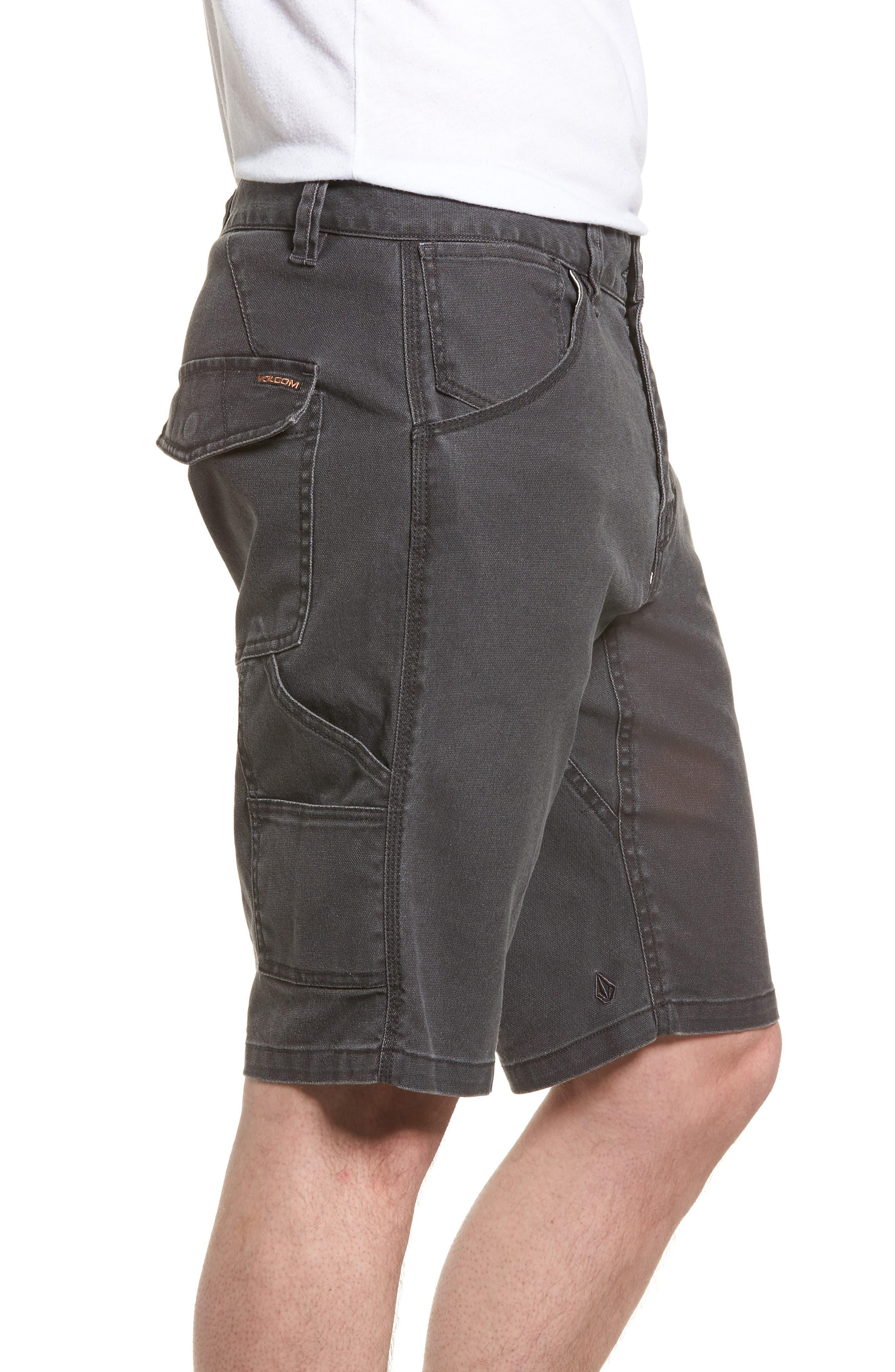 Whaler Utility Shorts,                             Alternate thumbnail 3, color,                             001