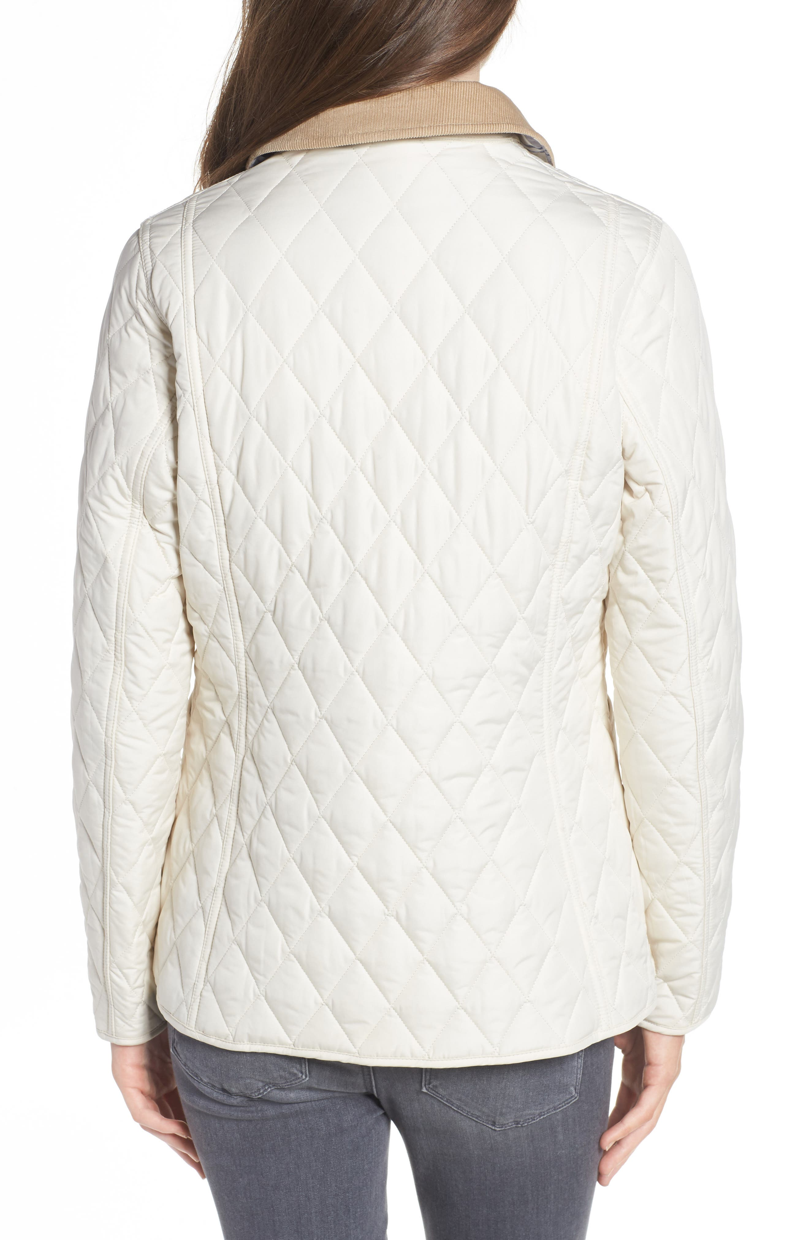 Spring Annandale Quilted Jacket,                             Alternate thumbnail 8, color,