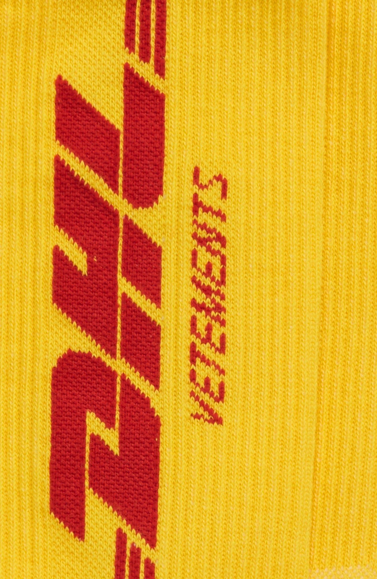 DHL Socks,                             Alternate thumbnail 2, color,                             700