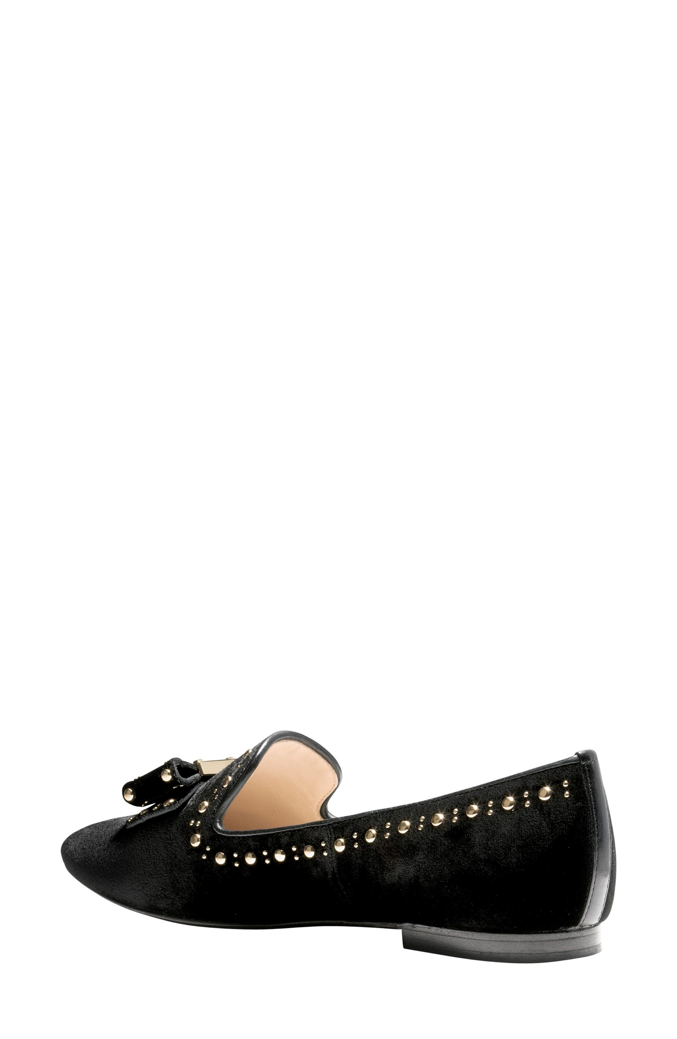 Tali Bow Loafer,                             Alternate thumbnail 4, color,