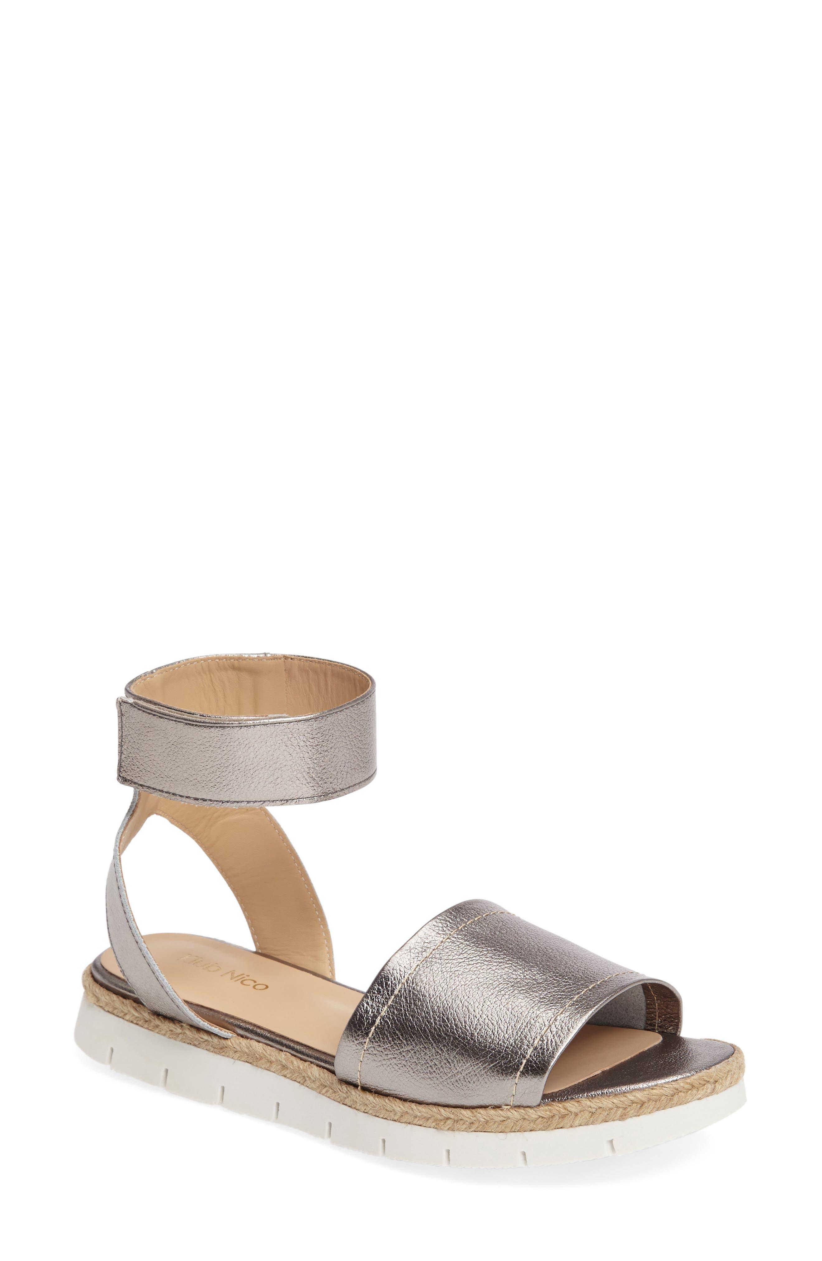 Cleo Platform Sandal,                             Main thumbnail 1, color,