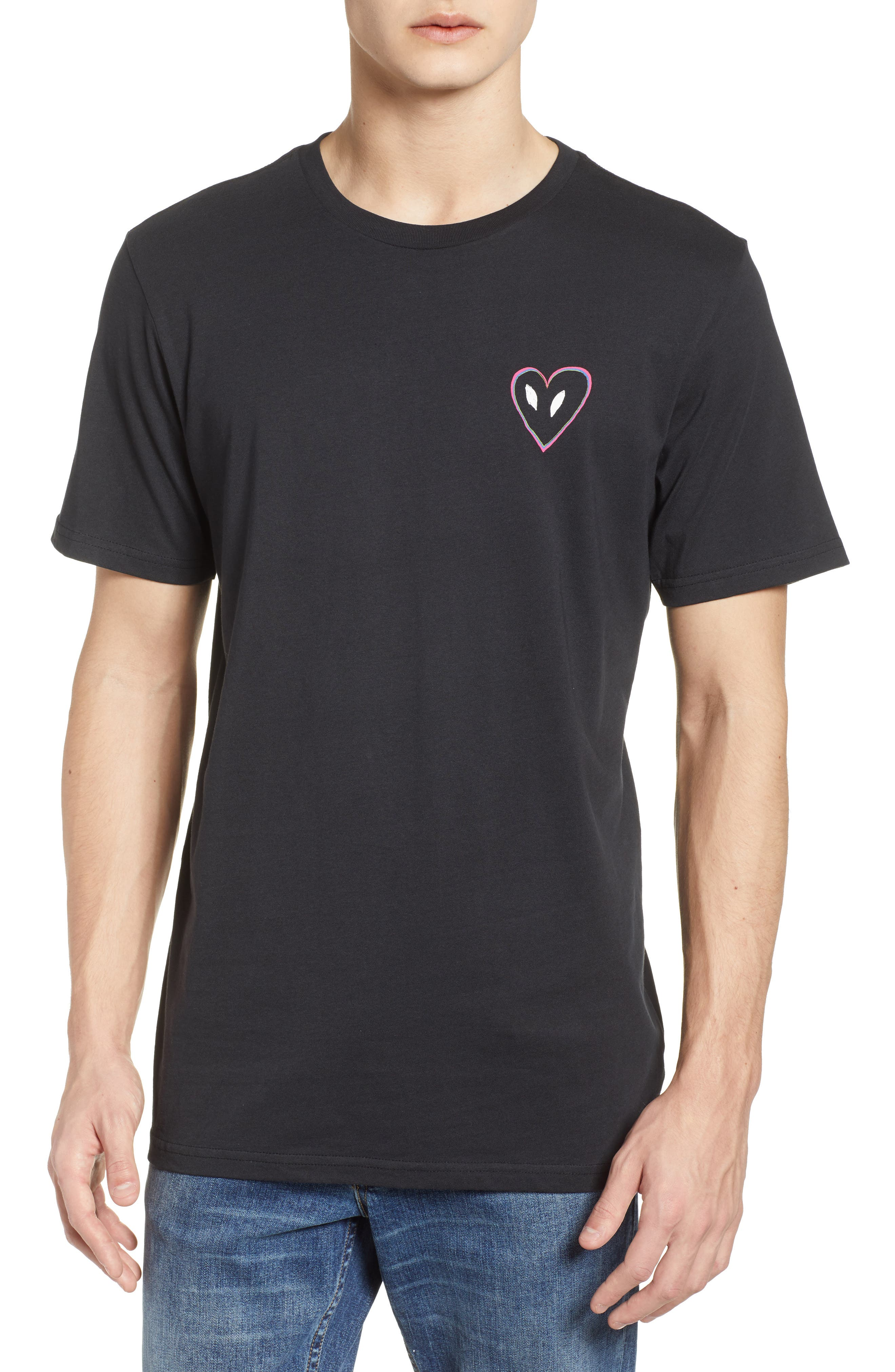Love Graphic T-Shirt,                         Main,                         color,