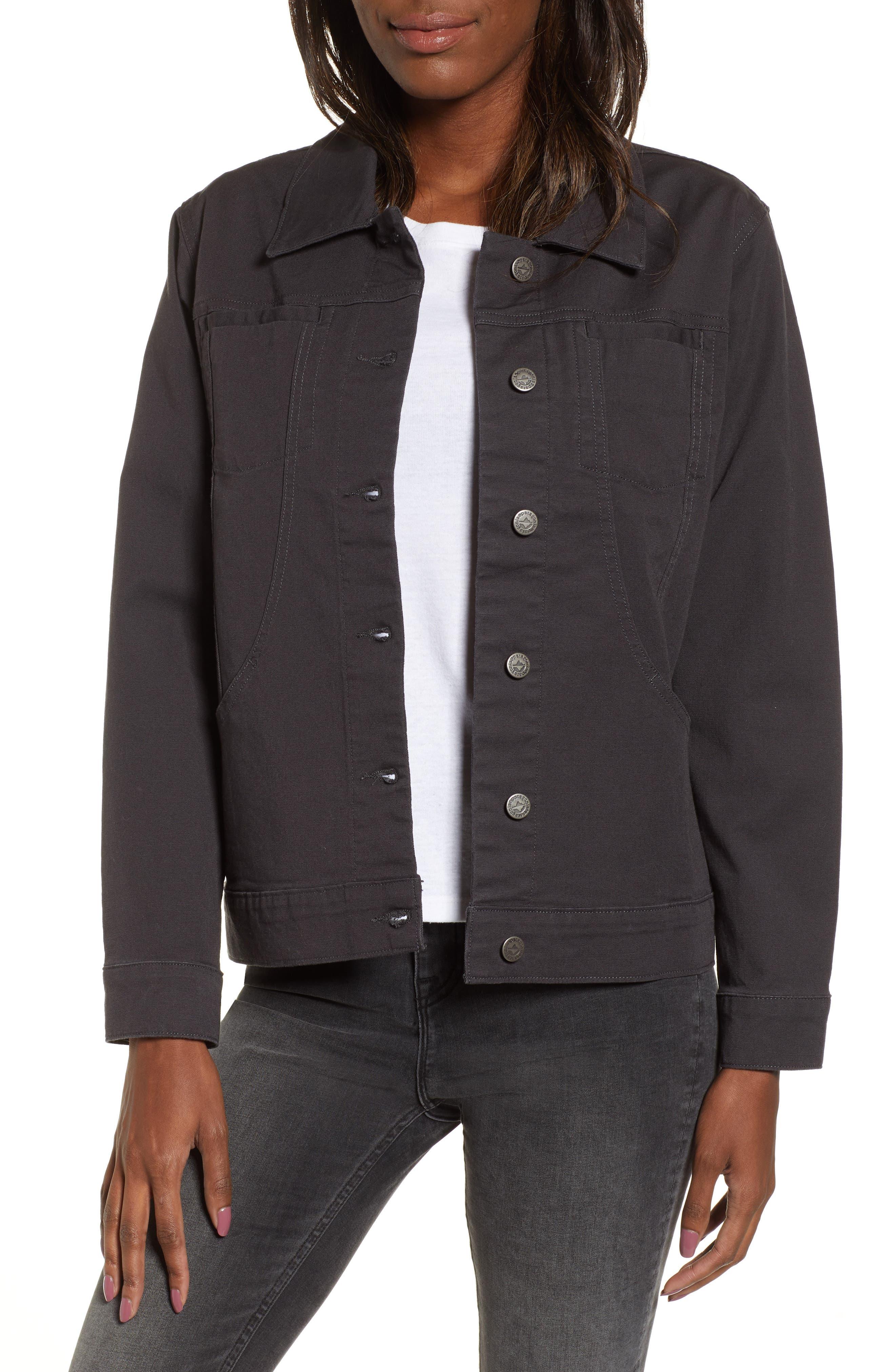 Patagonia Stand Up Shirt Jacket, Black