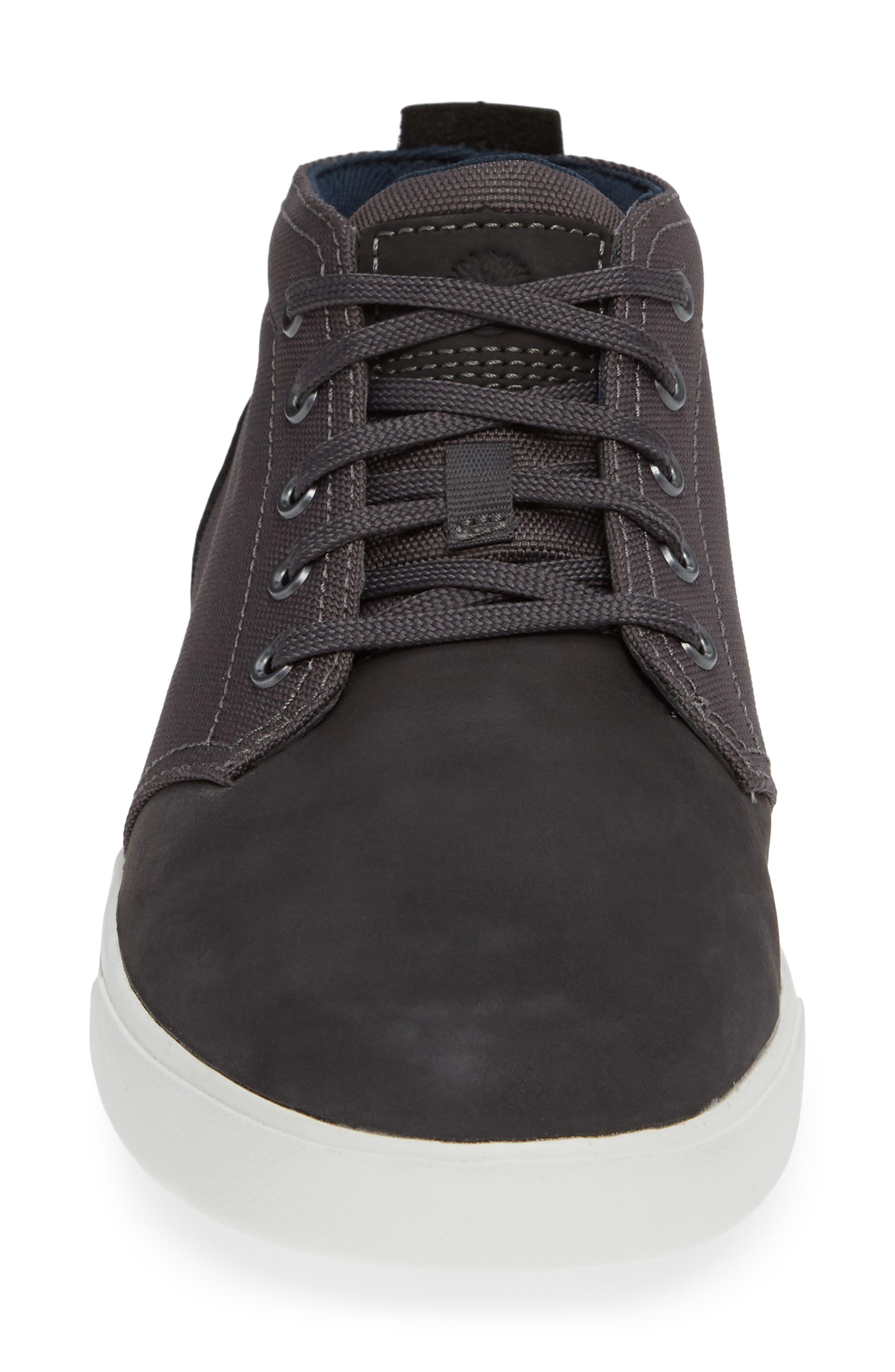 Earthkeepers<sup>®</sup> 'Groveton' Chukka Sneaker,                             Alternate thumbnail 4, color,                             CHARCOAL