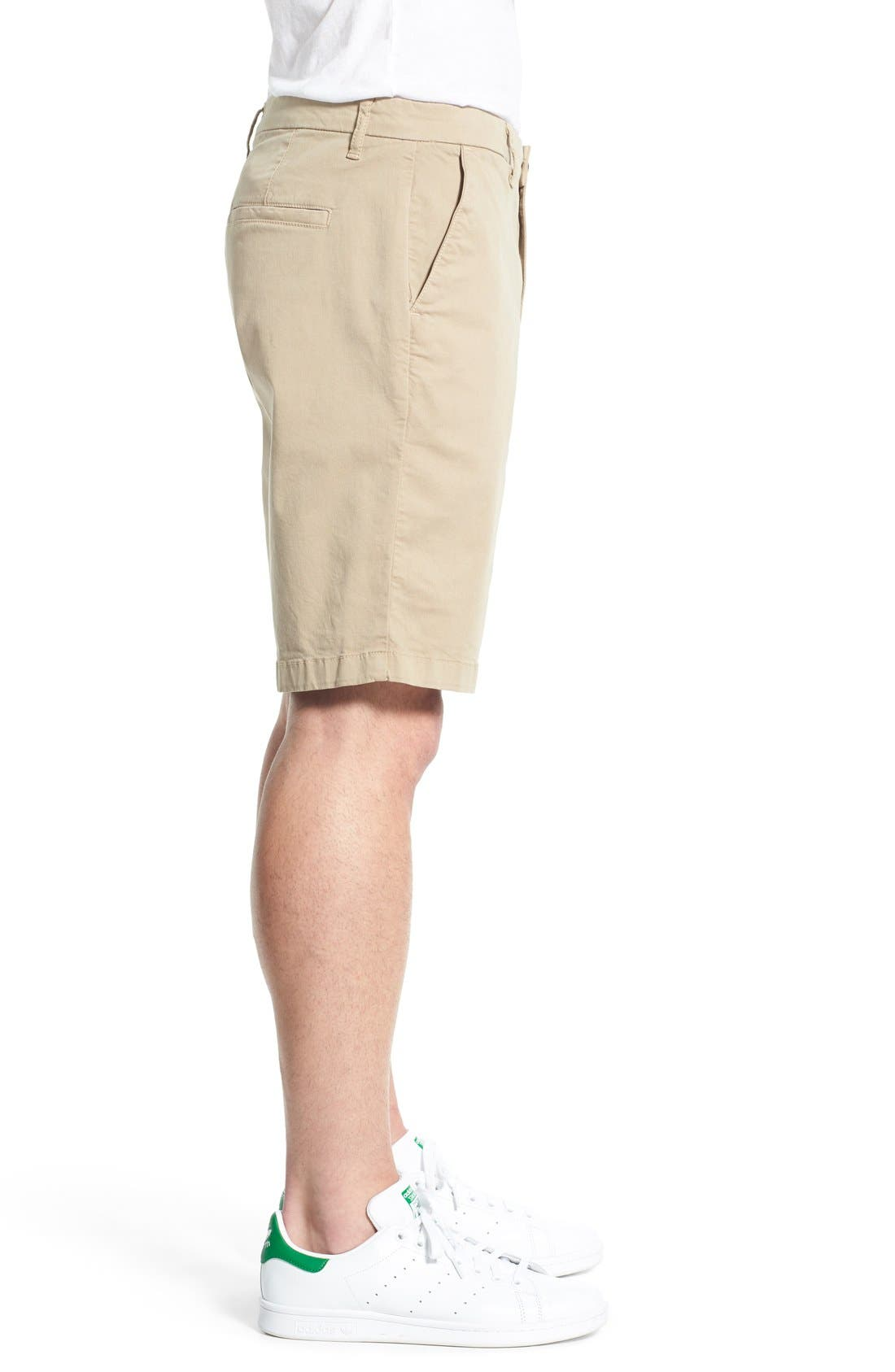 'Thompson' Slim Fit Shorts,                             Alternate thumbnail 4, color,                             240