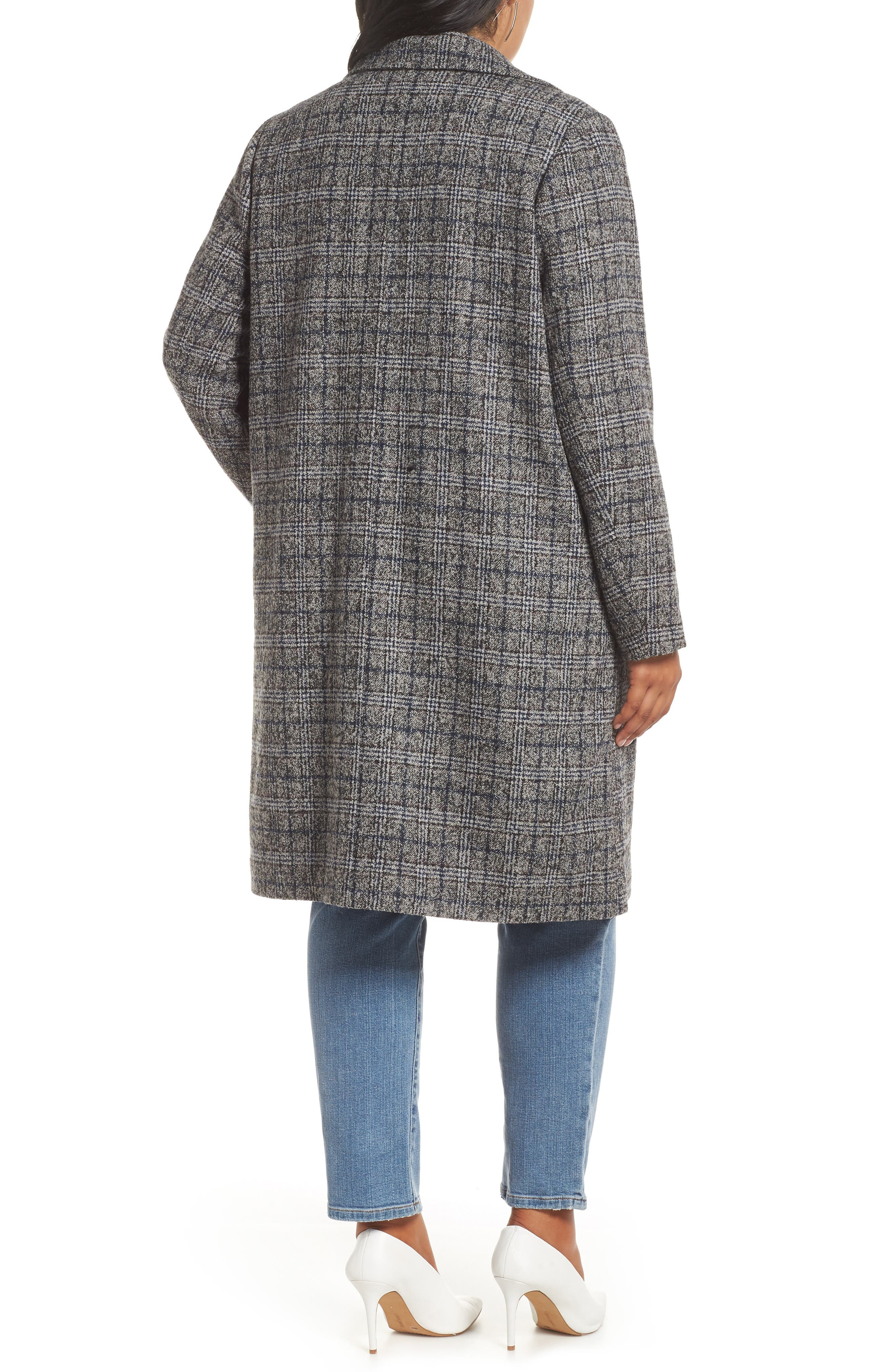 Double Fold Collar Coat,                             Alternate thumbnail 2, color,                             450