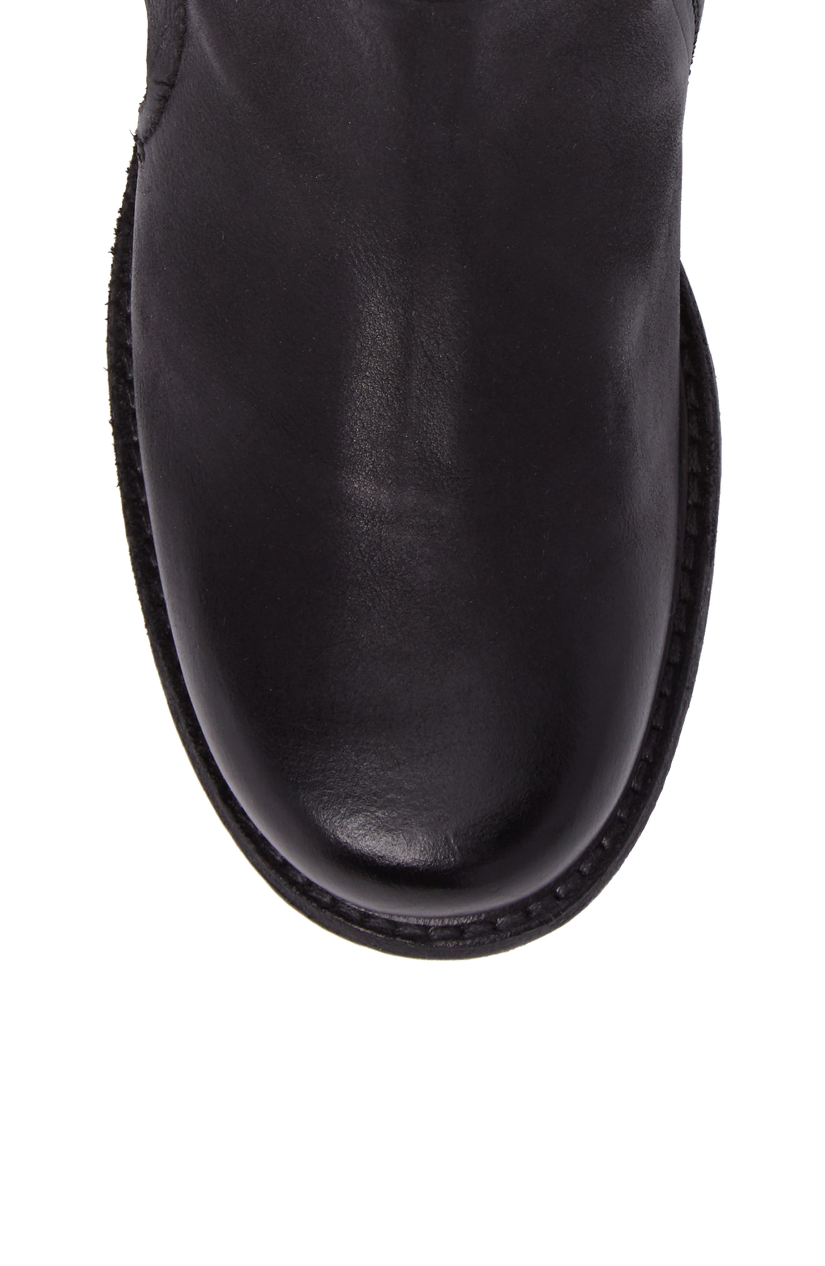A.S. 98 Serge Boot,                             Alternate thumbnail 5, color,                             001