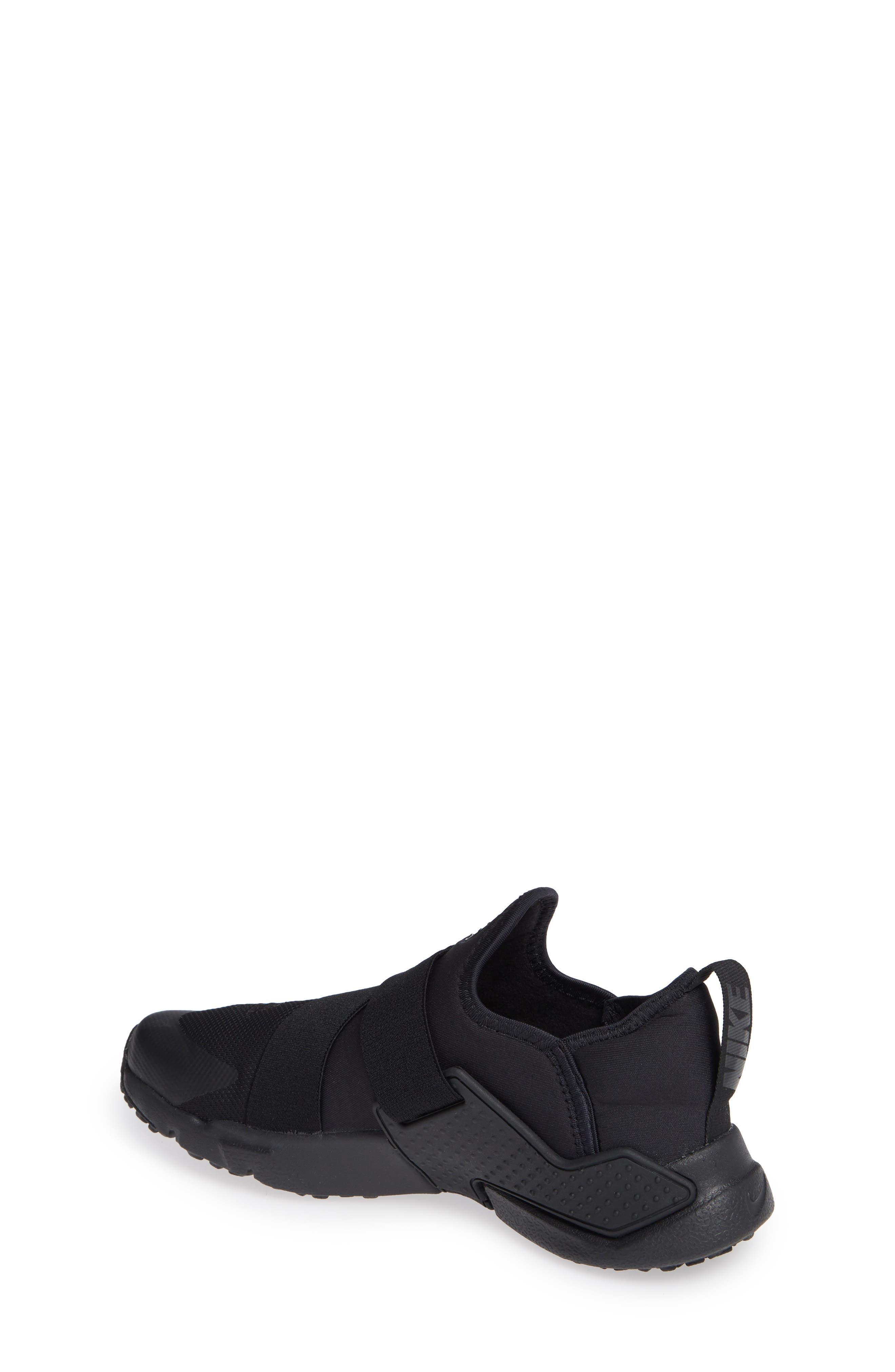 Huarache Extreme Sneaker,                             Alternate thumbnail 2, color,                             BLACK