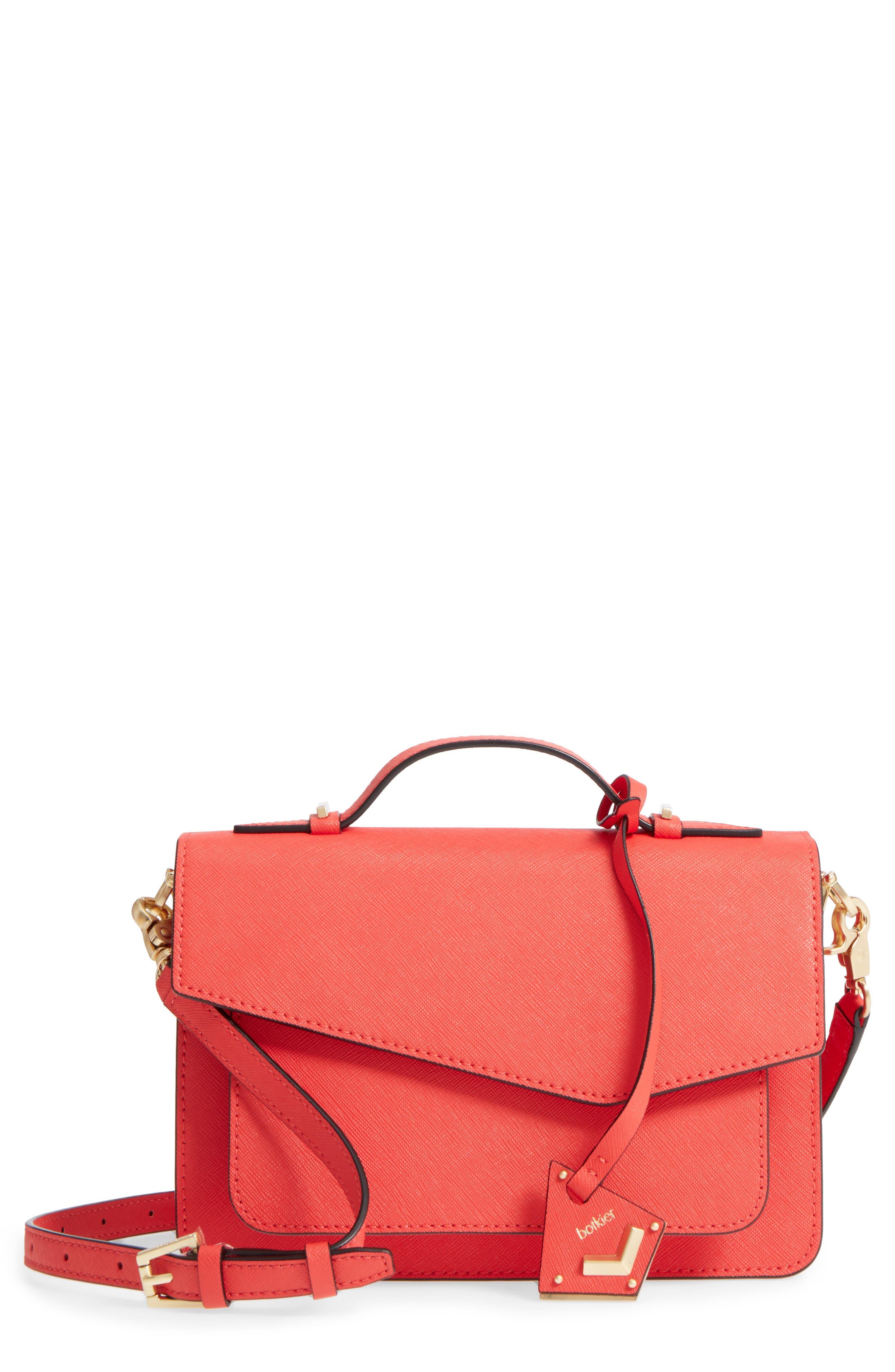 Cobble Hill Leather Crossbody Bag,                             Main thumbnail 16, color,